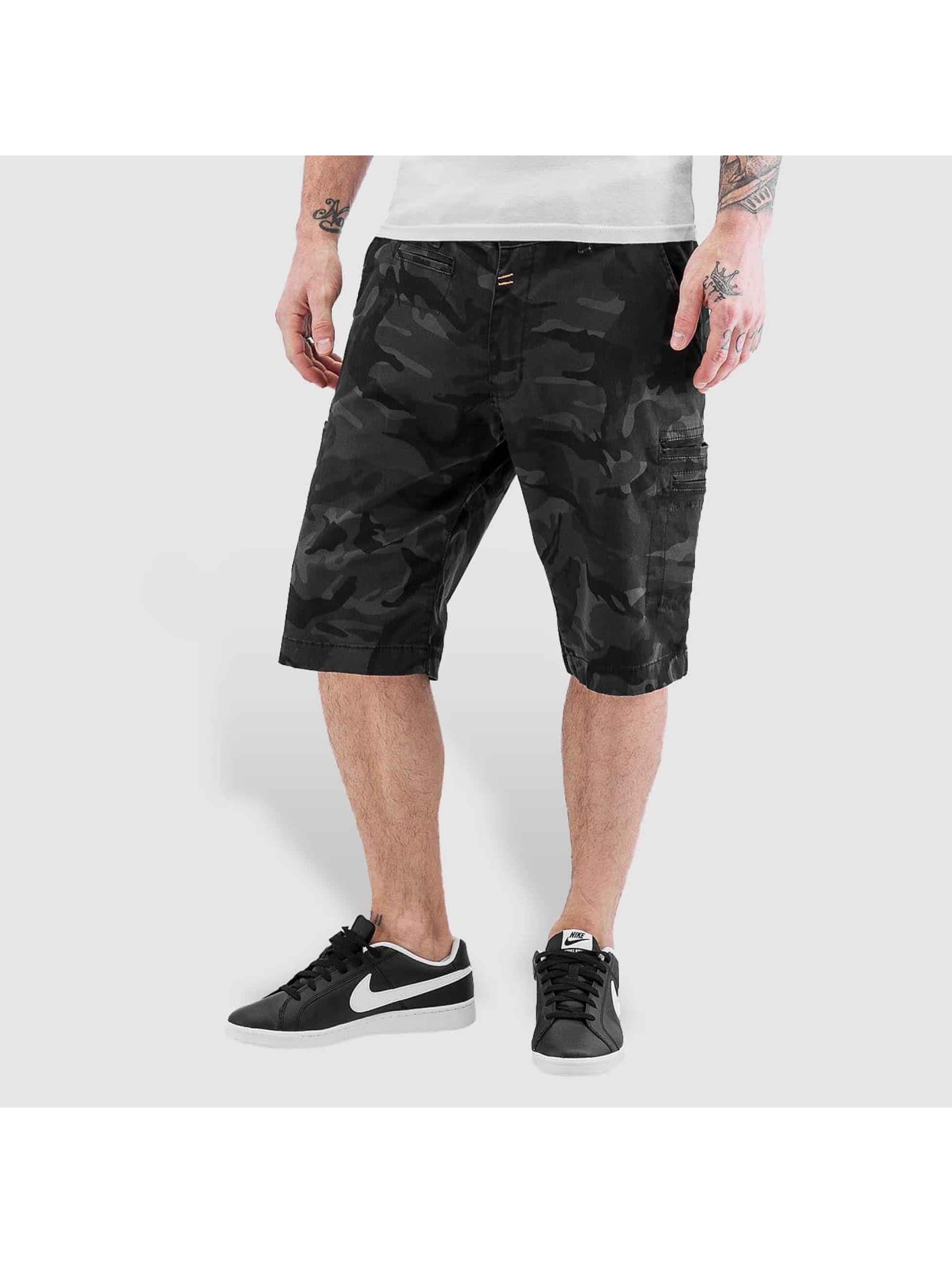 Alpha Industries Shorts Deck schwarz