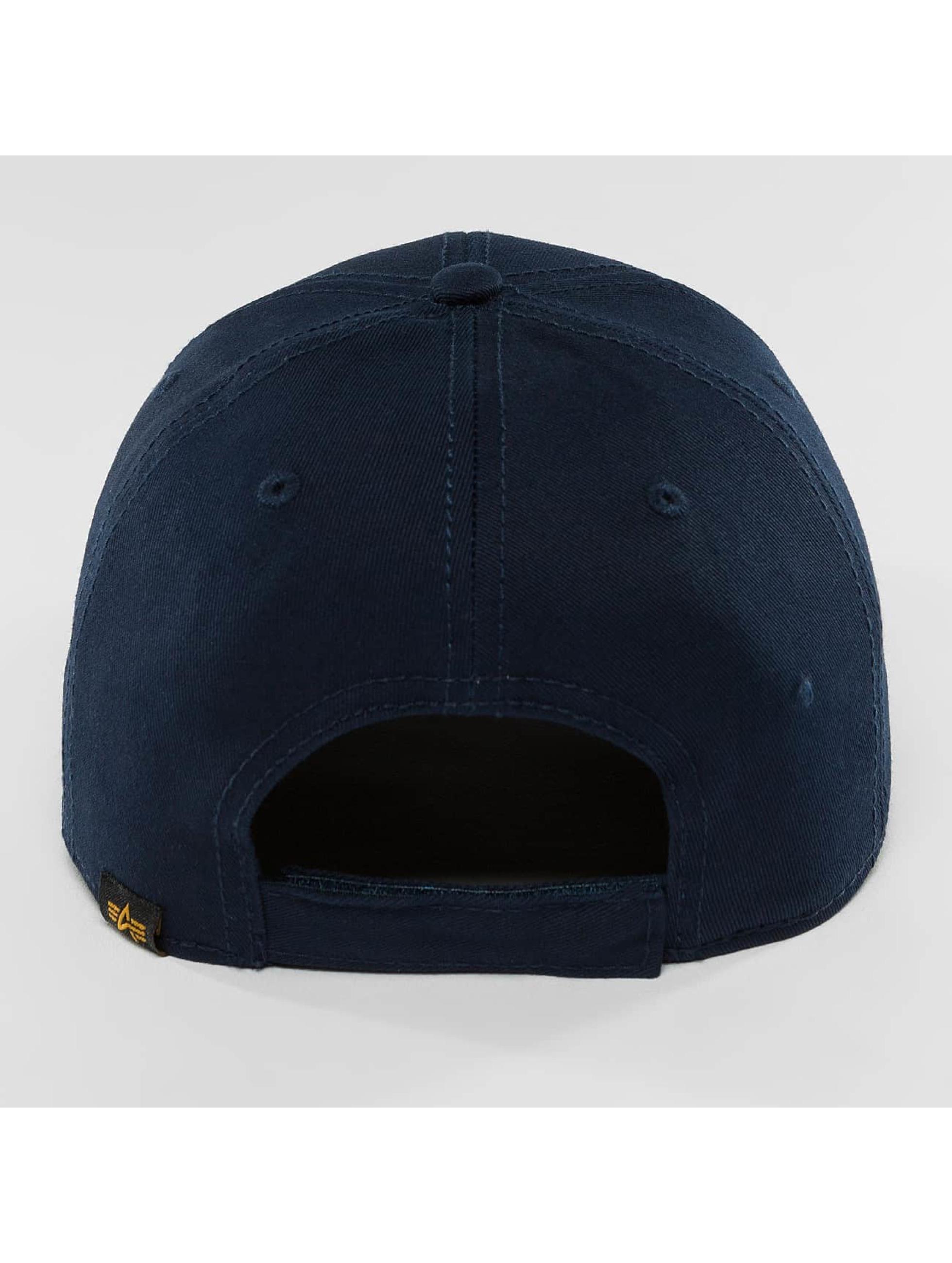 Alpha Industries Snapback Cap X-Fit II blue