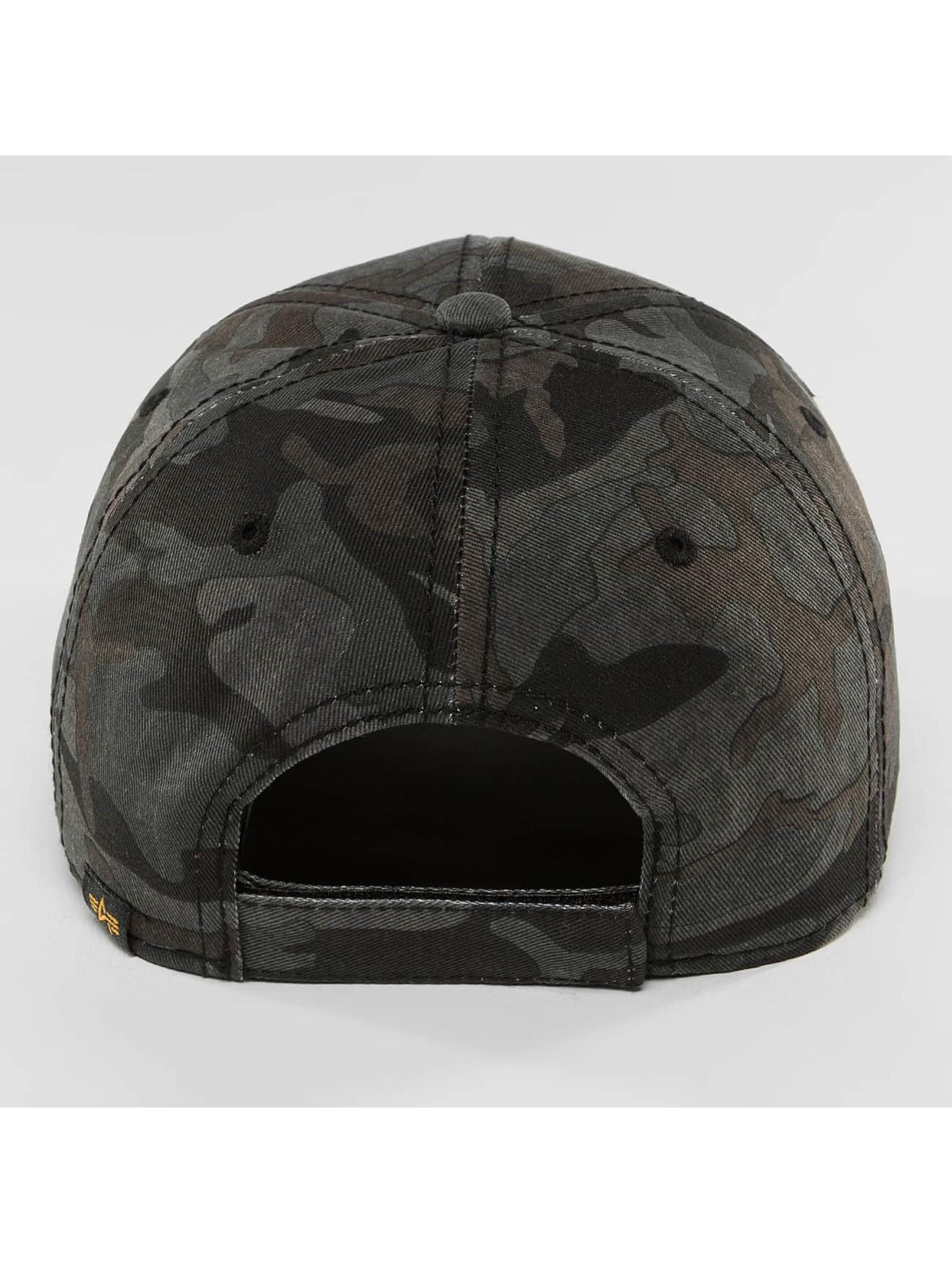 Alpha Industries Snapback Caps Velcro kamuflasje