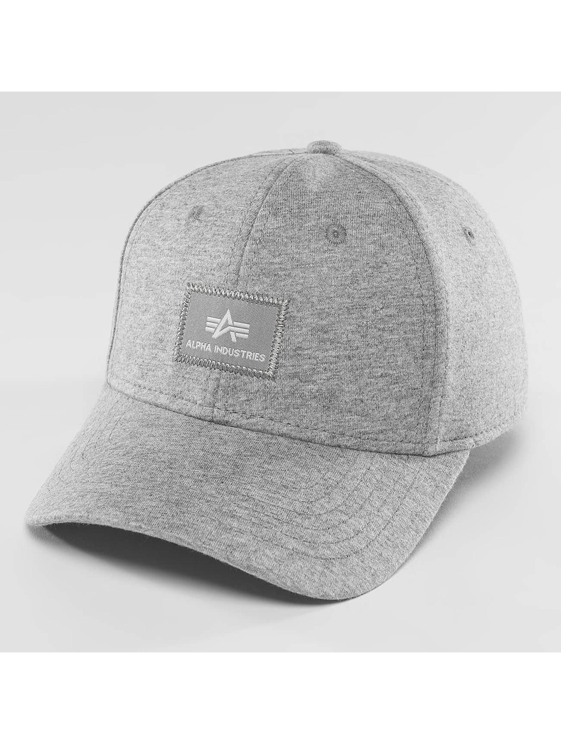 Alpha Industries Snapback Caps X-Fit II szary