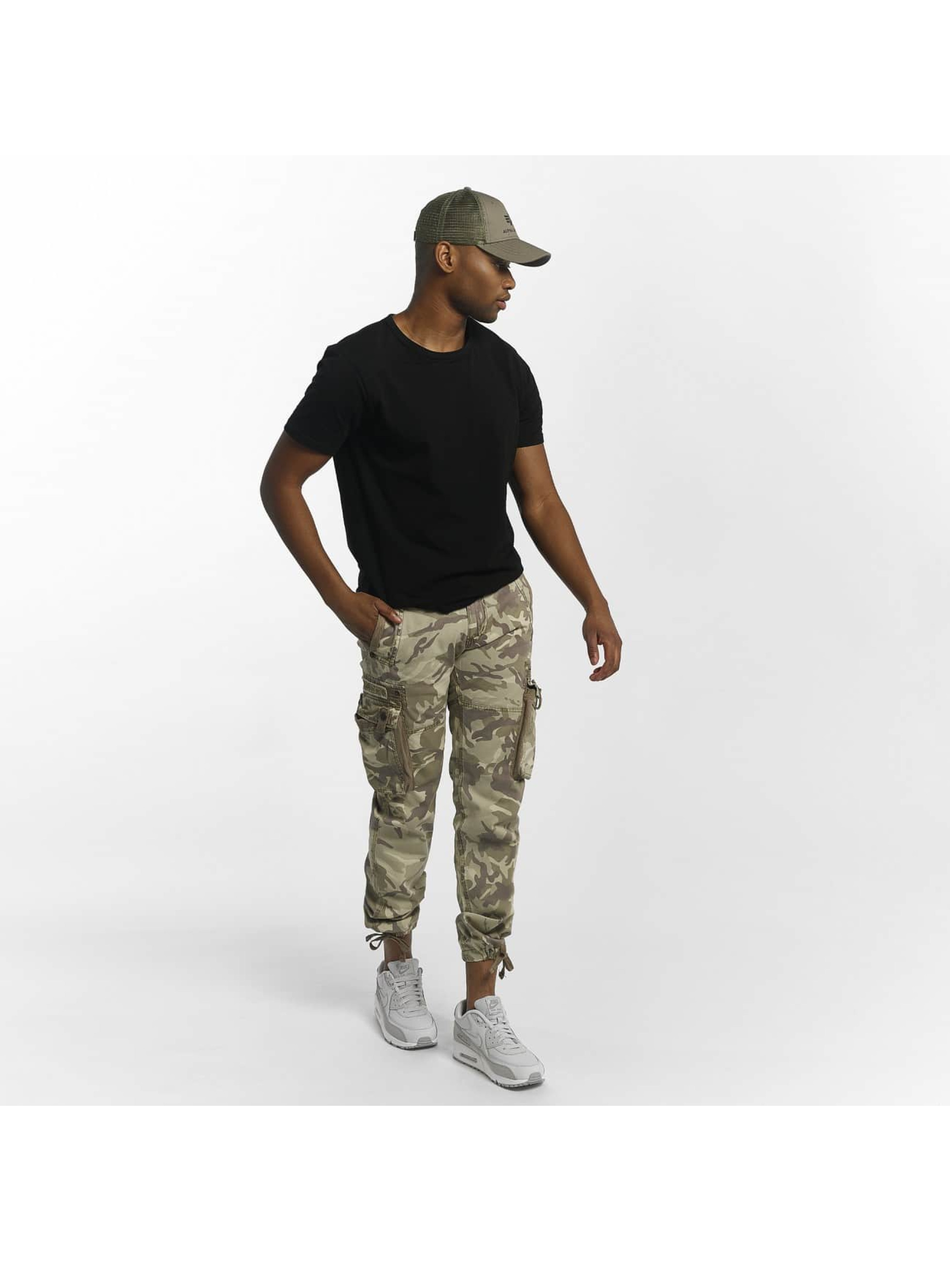 Alpha Industries Spodnie Chino/Cargo Tough C moro