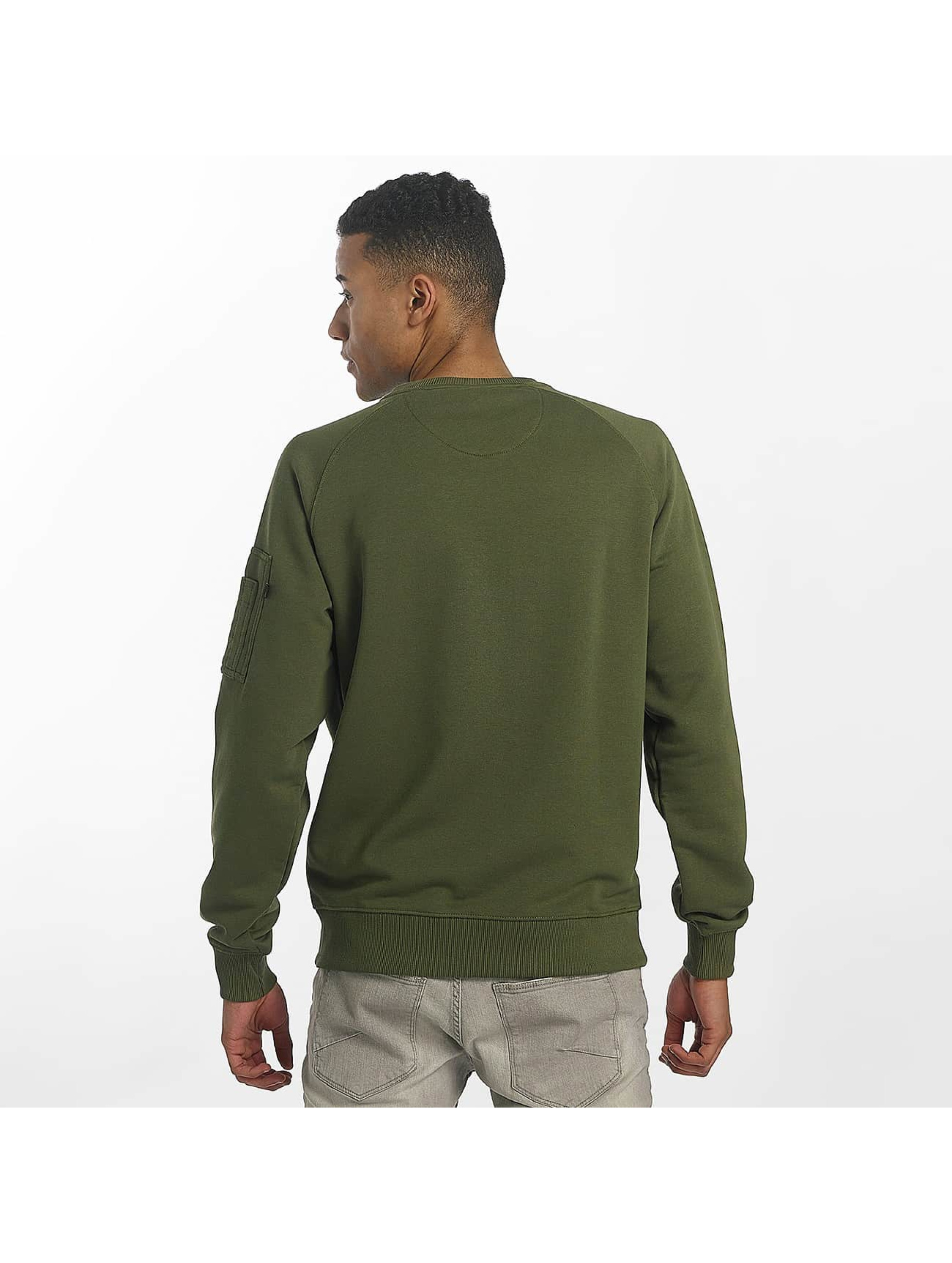 Alpha Industries Sweat & Pull X-Fit vert