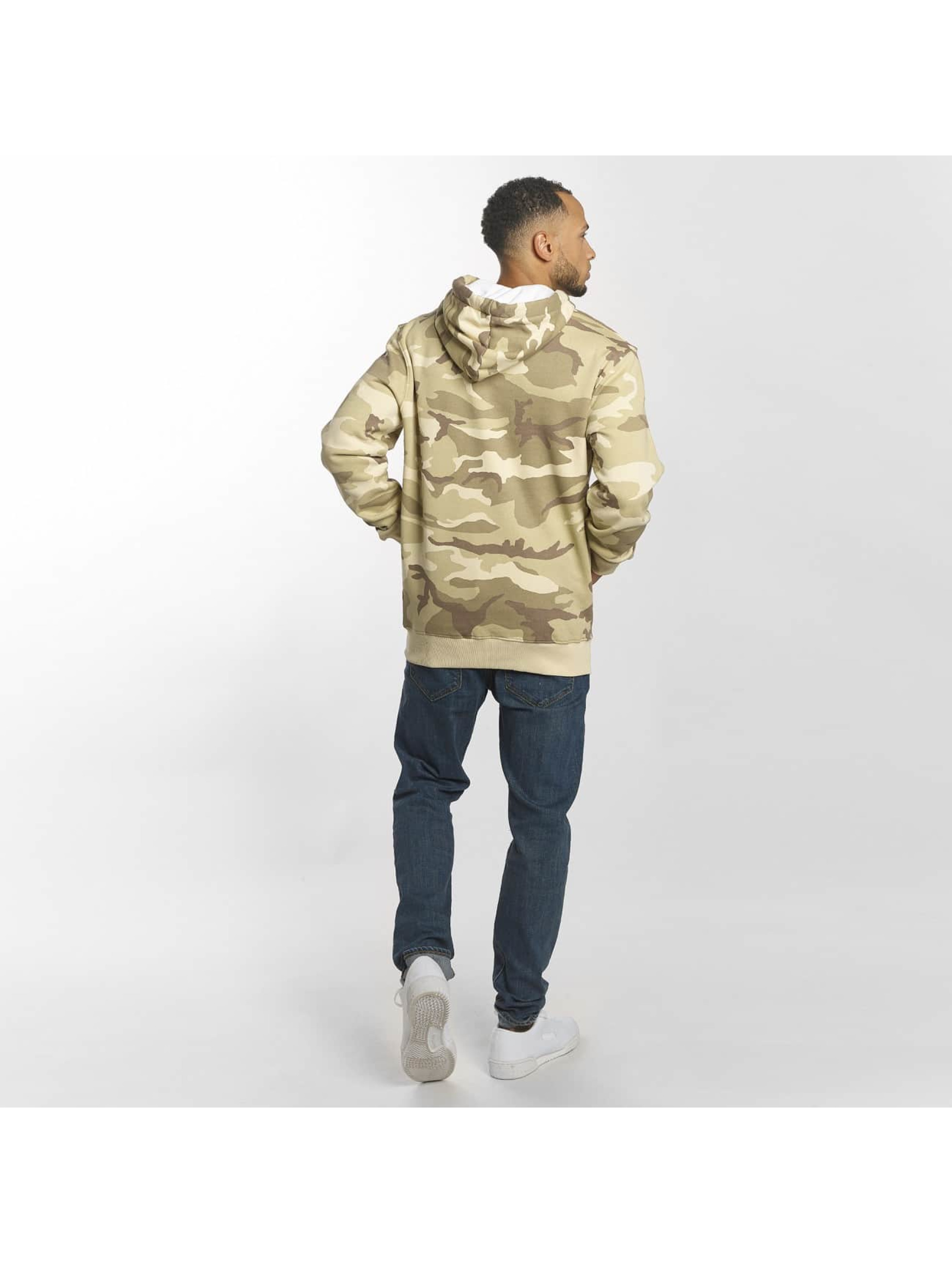 Alpha Industries Sweat capuche Foam Print camouflage