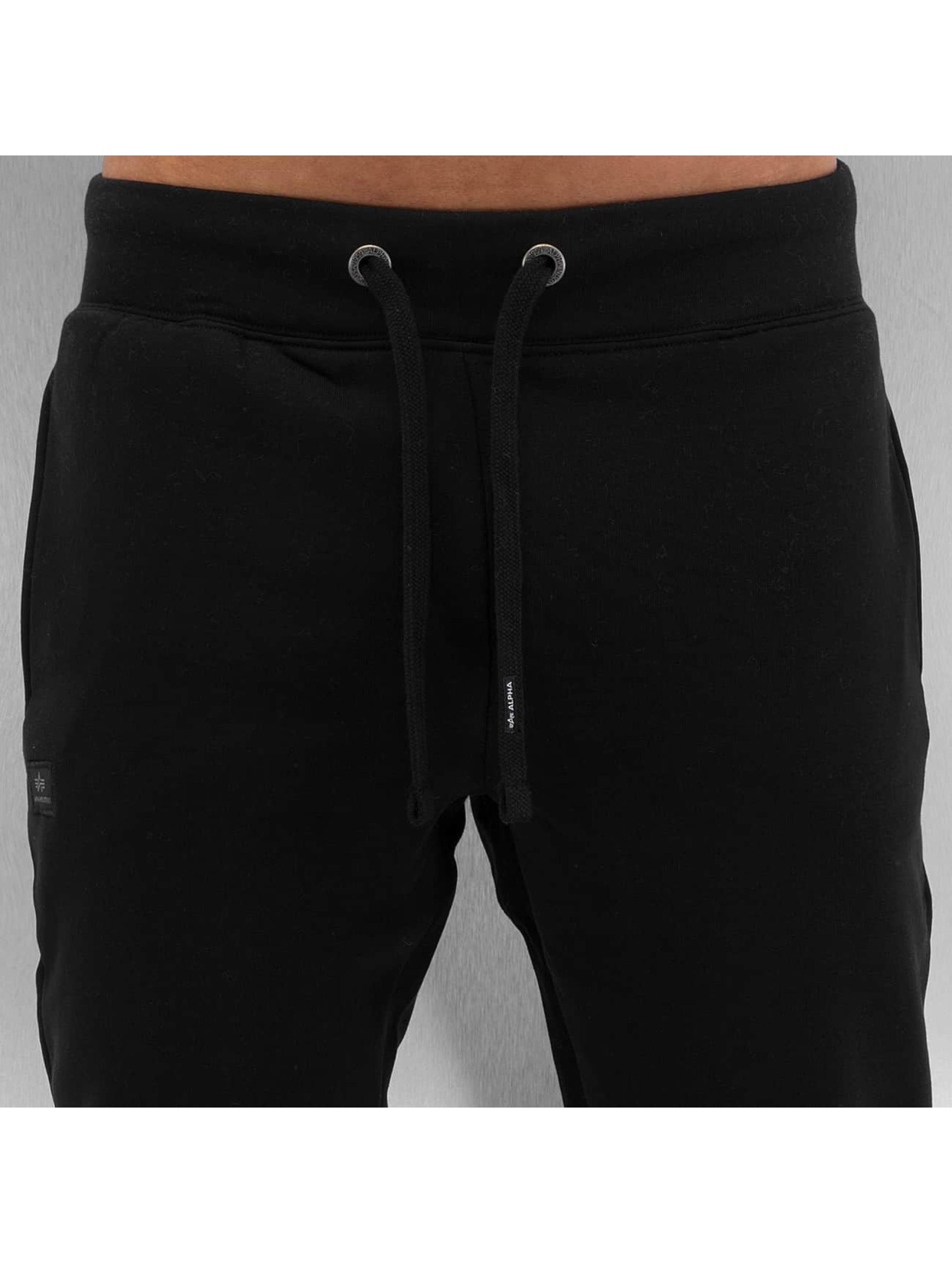 Alpha Industries Sweat Pant X-Fit Loose black