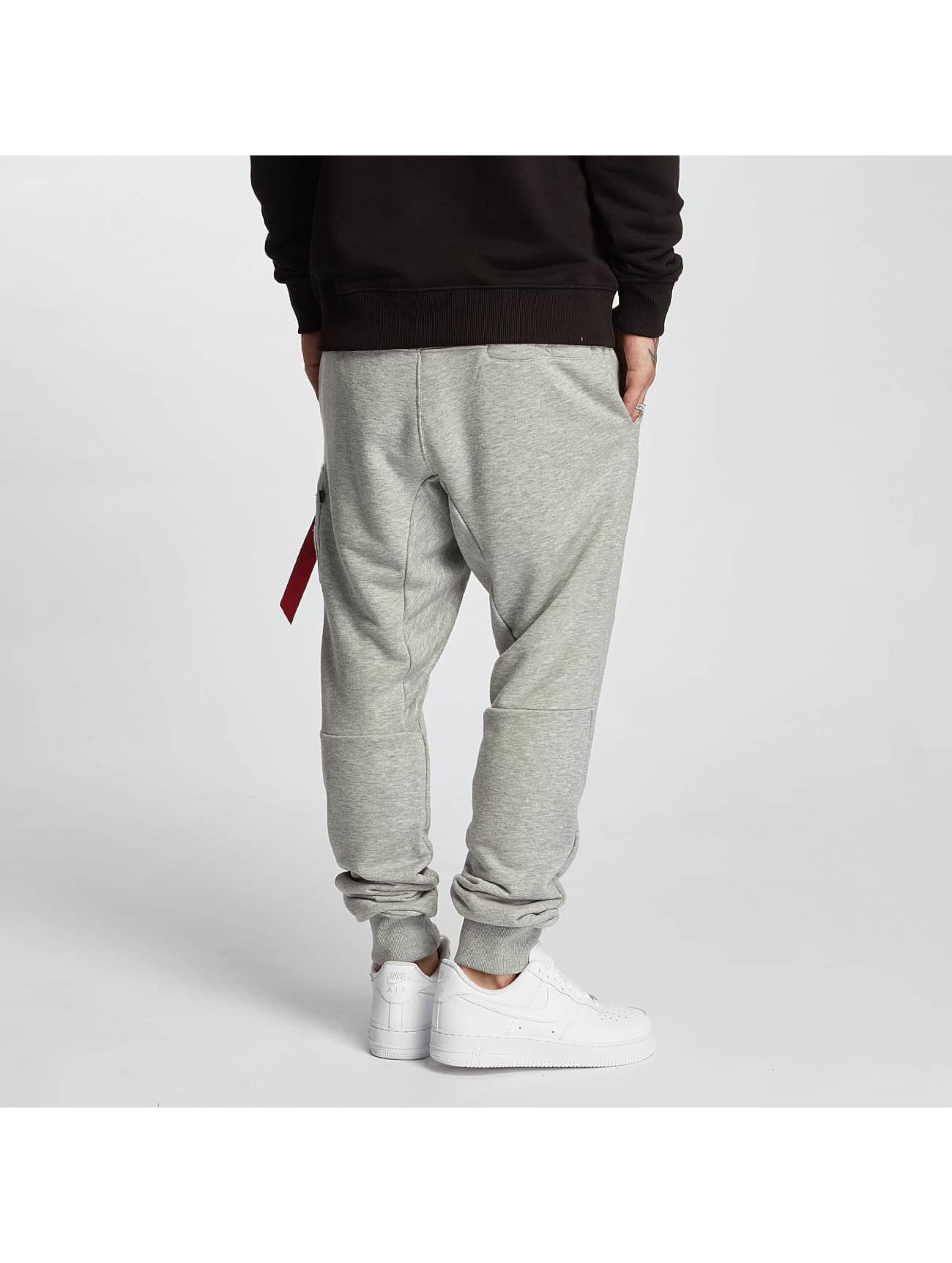 Alpha Industries Sweat Pant X-Fit Loose grey