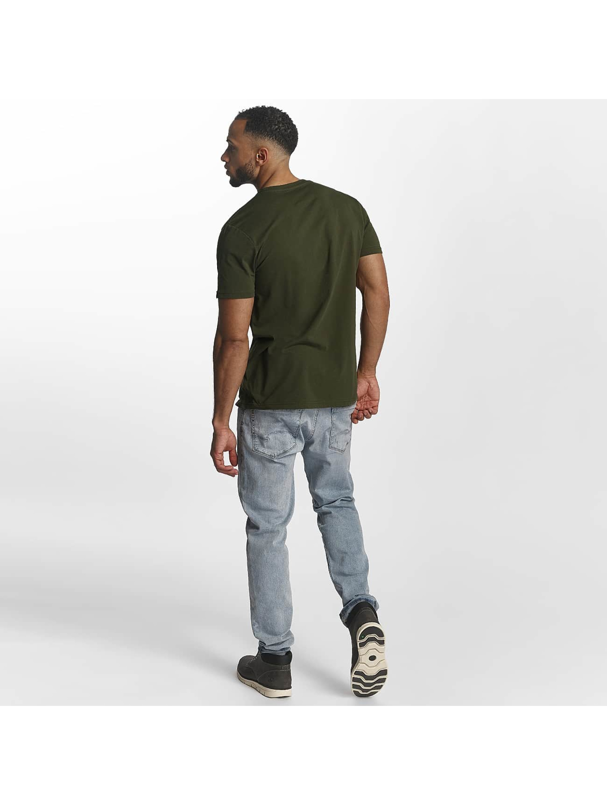 Alpha Industries T-paidat Basic vihreä