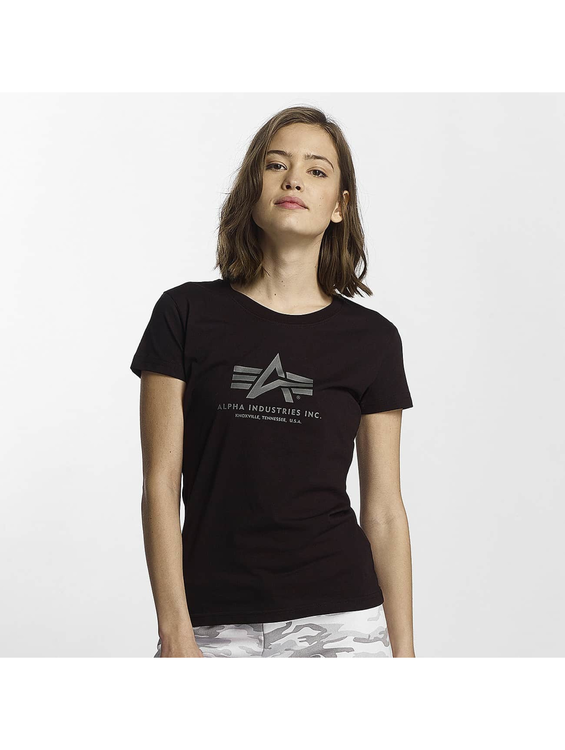 Alpha Industries T-Shirt Alpha Industries black