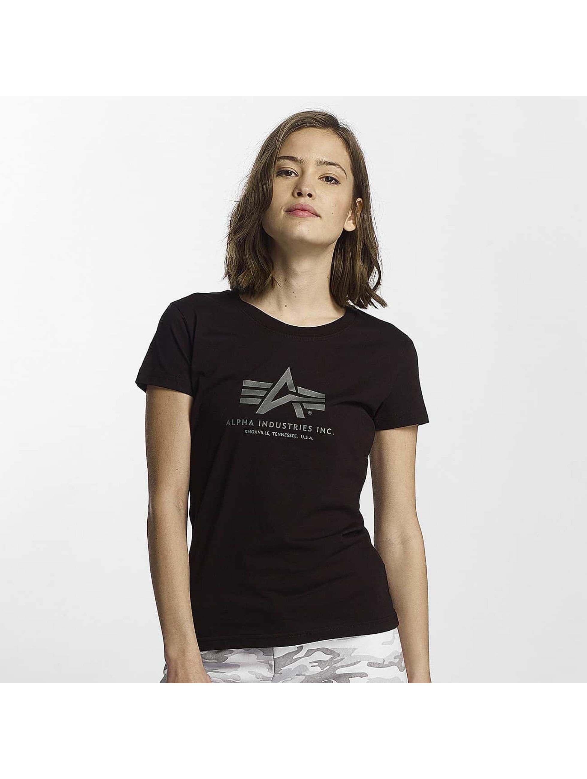 Alpha Industries T-shirt Alpha Industries svart