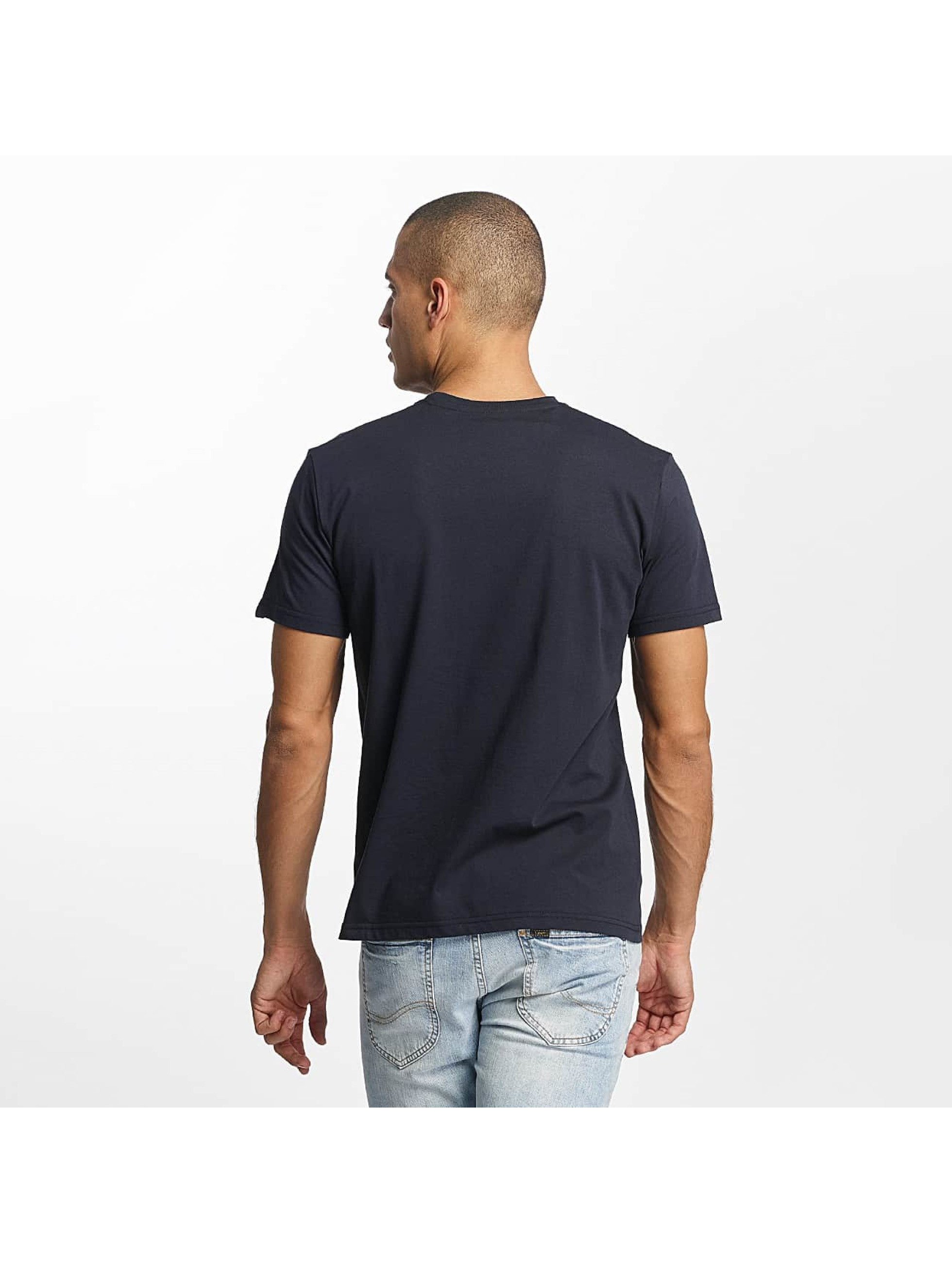Alpha Industries T-skjorter Basic blå