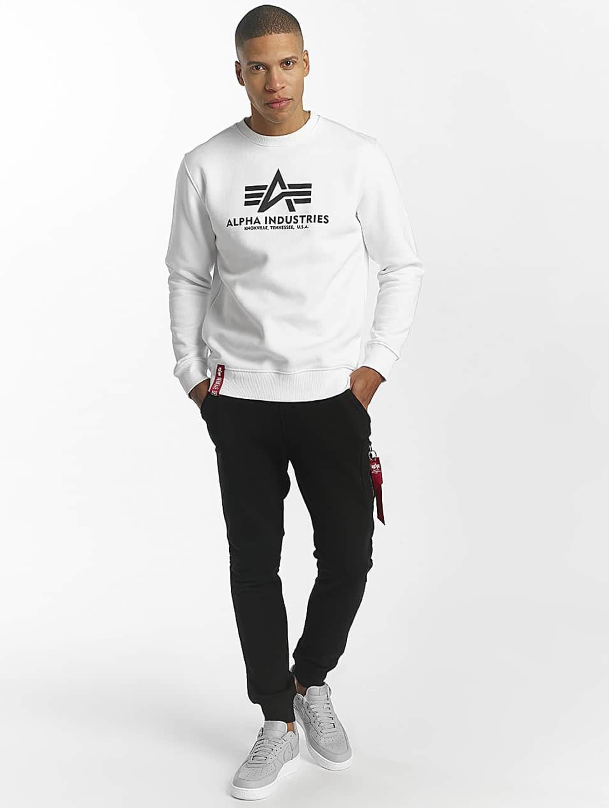 Alpha Industries Verryttelyhousut X-Fit musta