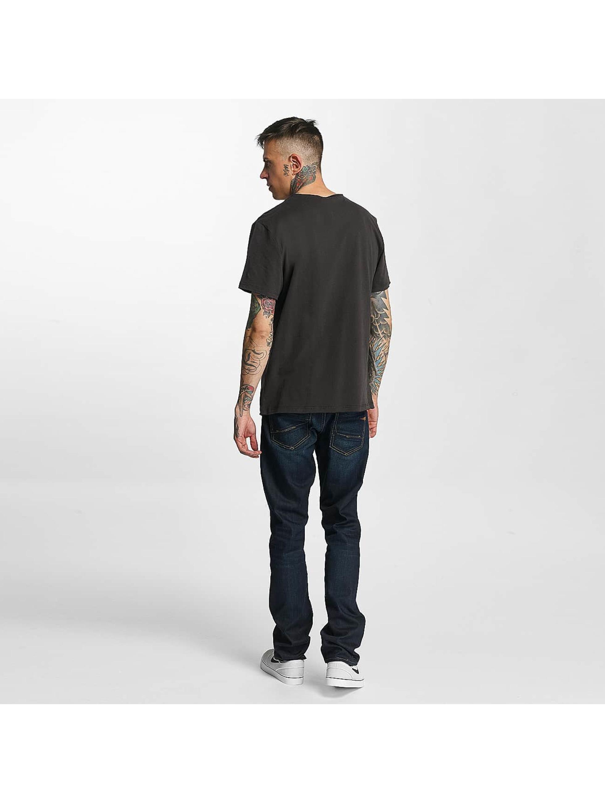 Amplified T-Shirt Run DMC Silhouette grau