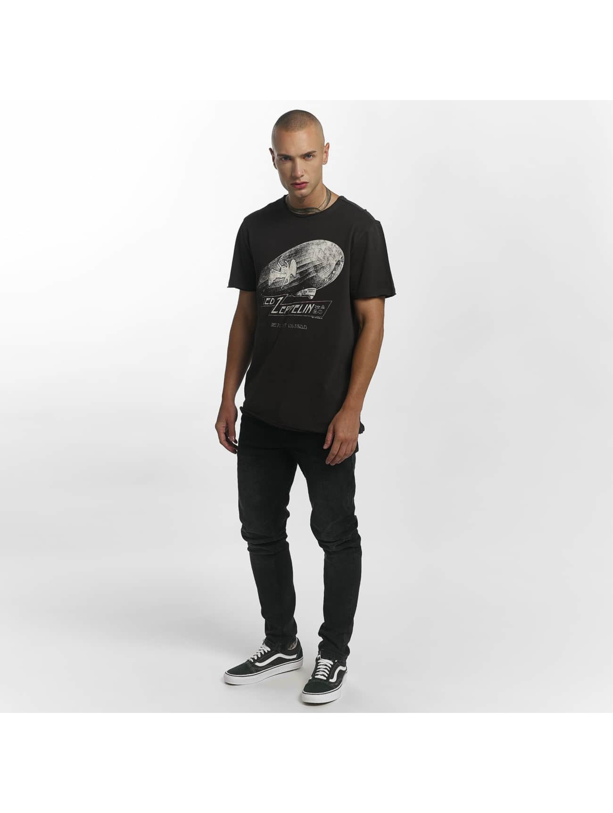 Amplified T-Shirt Led Zeppelin Dazed 6 Confused grau