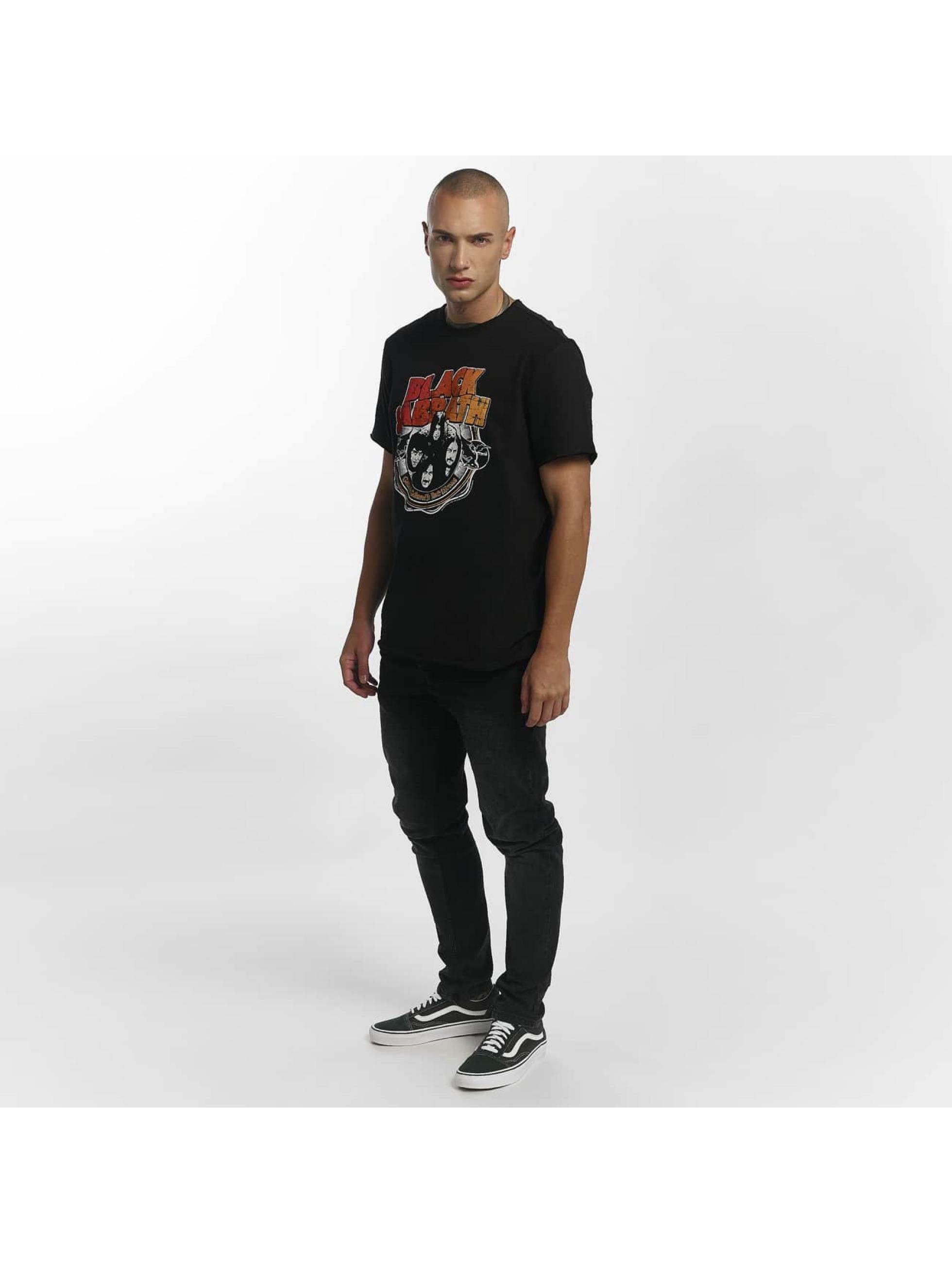 Amplified T-Shirt Black Sabbath War Pig noir