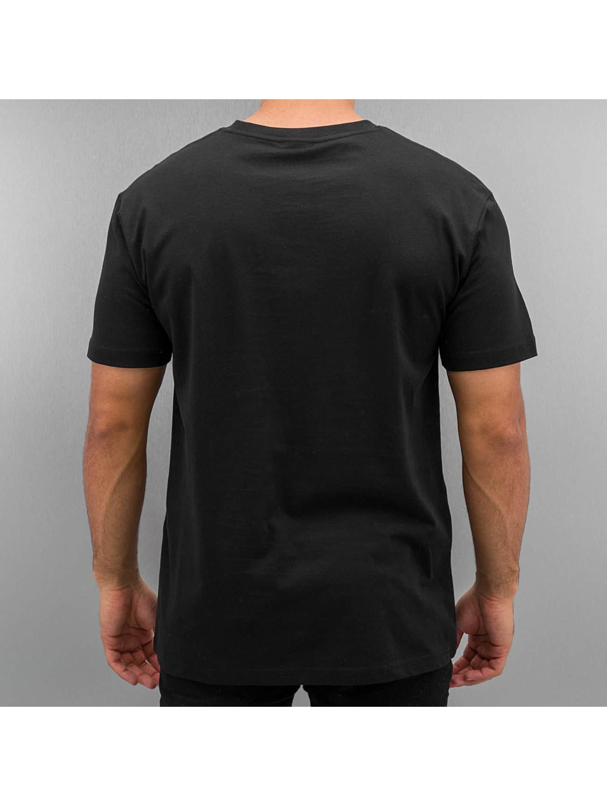 Amplified T-Shirt Motown Logo schwarz