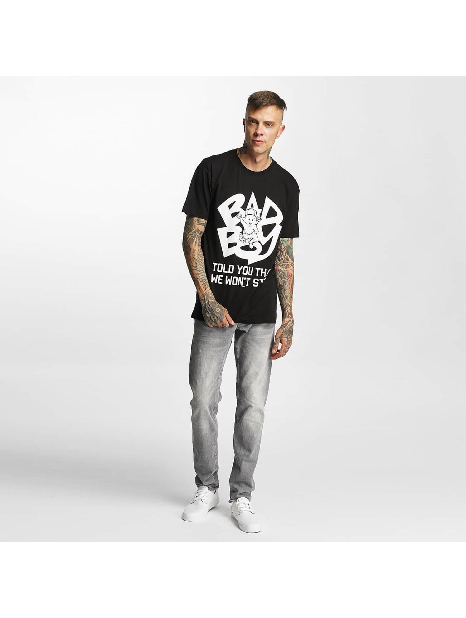 Amplified T-Shirt Bad Boy - Told You That We Wont Stop schwarz