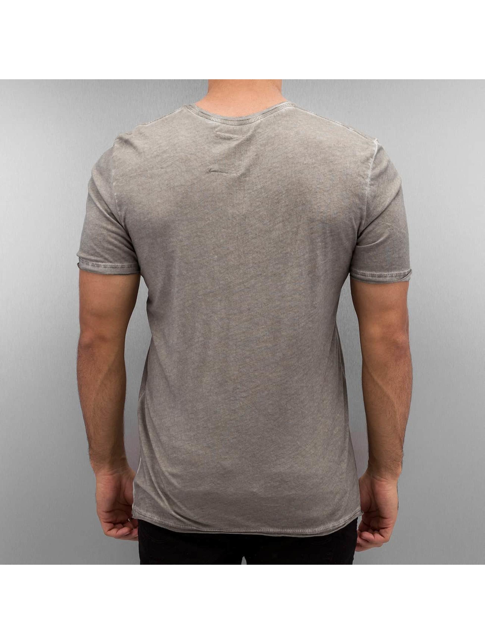 Amplified T-skjorter Honor grå