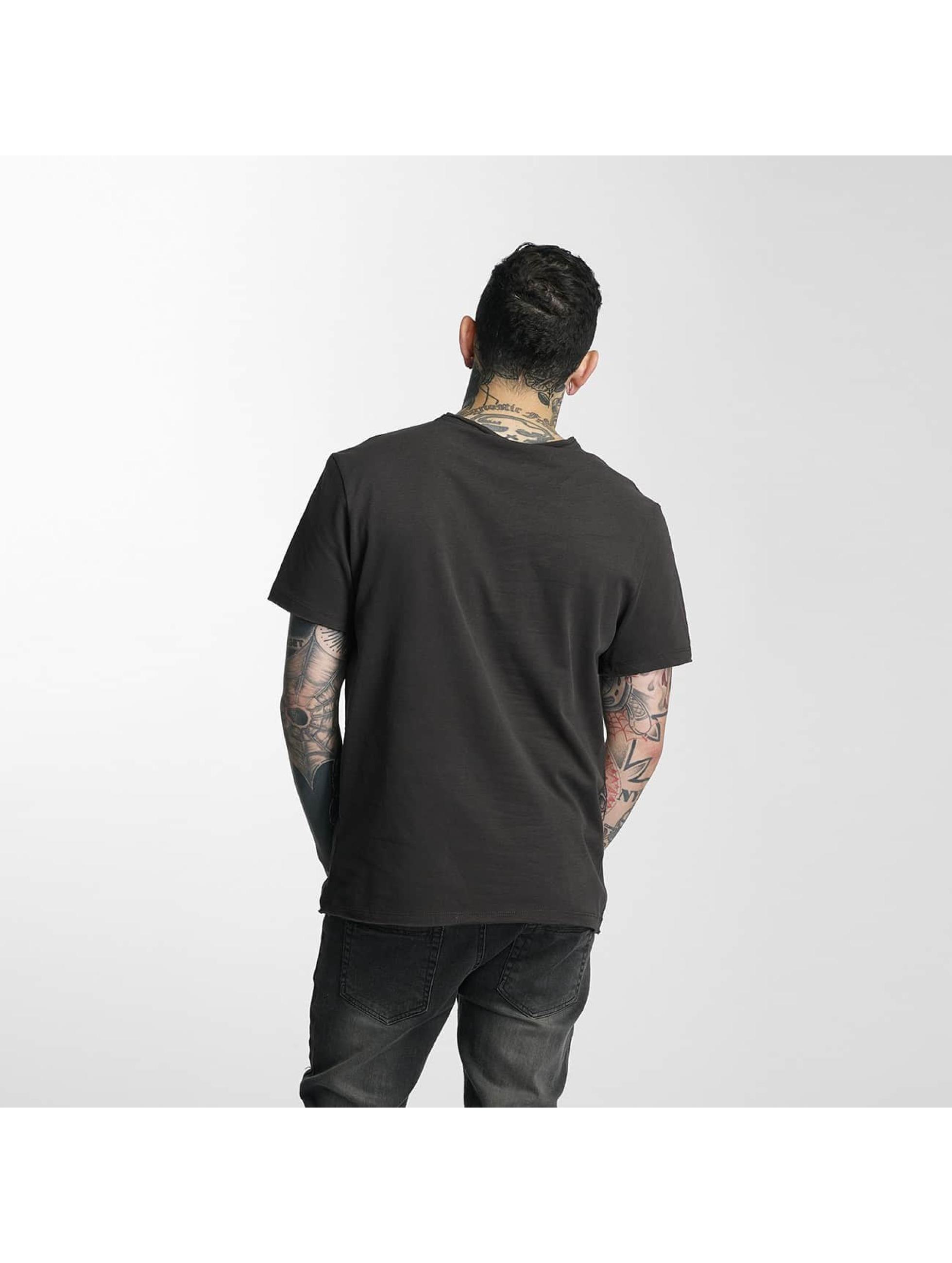 Amplified T-skjorter David Bowie Blackstar grå