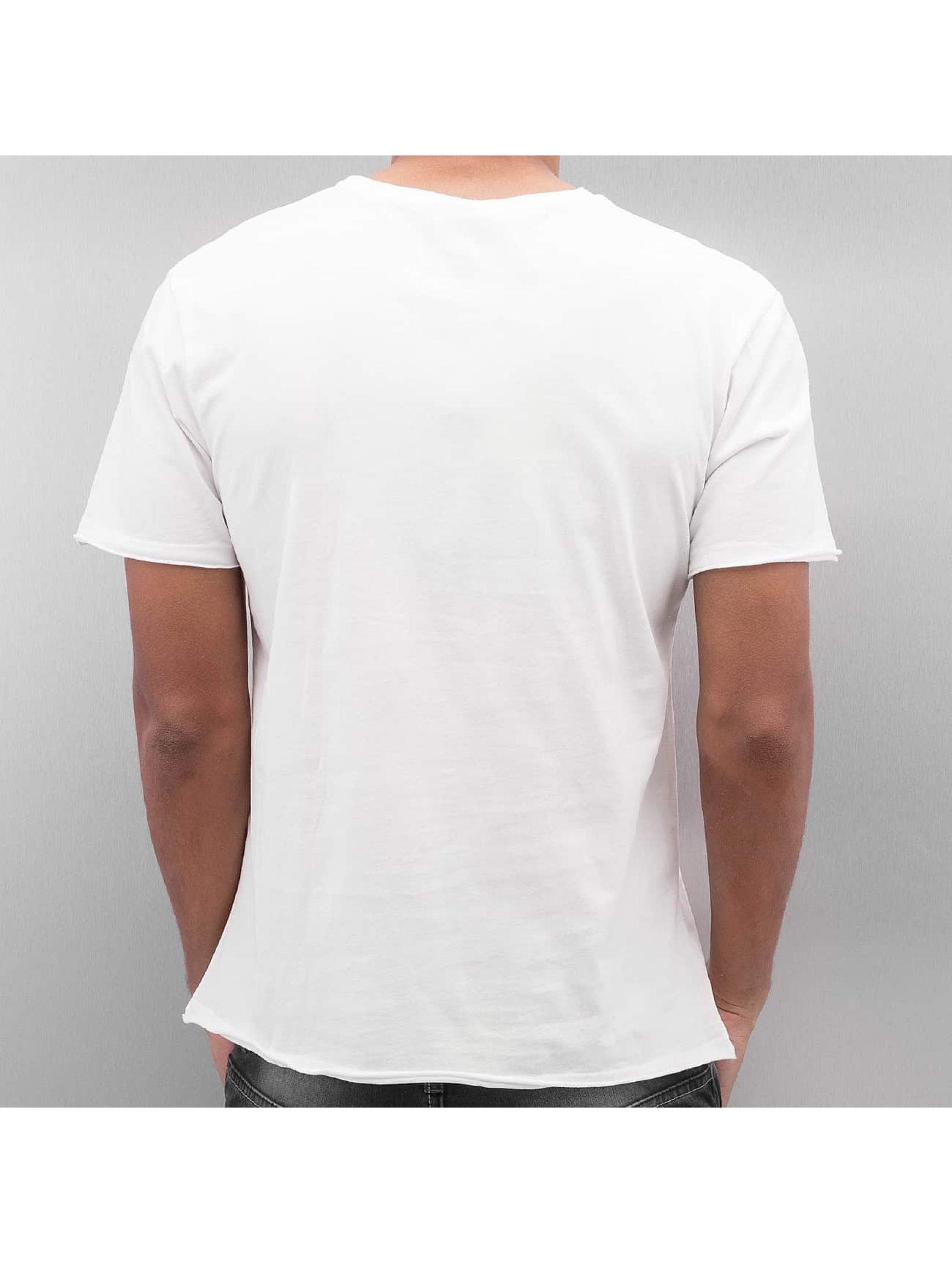Amplified T-skjorter Honor hvit