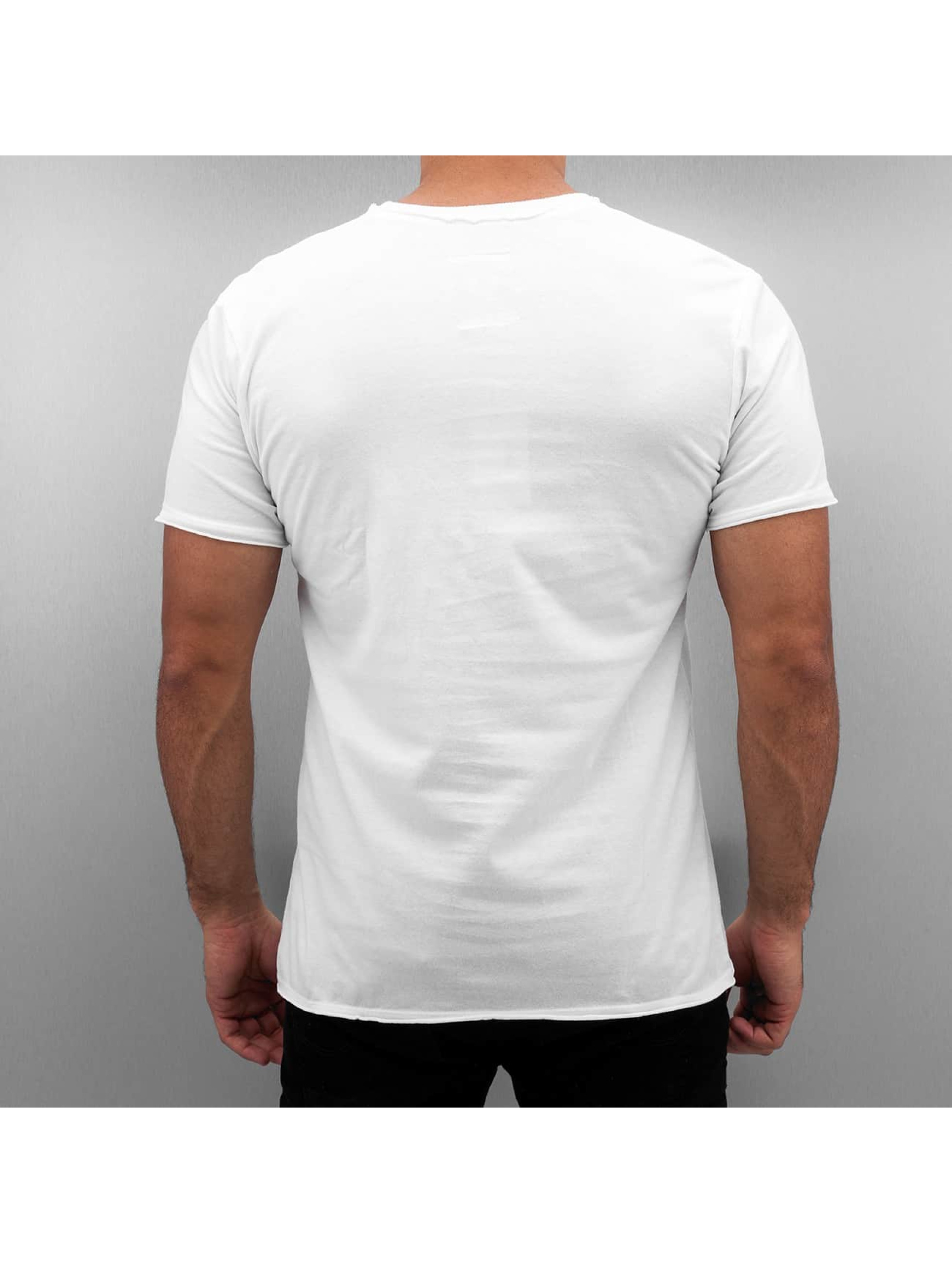 Amplified T-skjorter Rolling Stones Autograph hvit