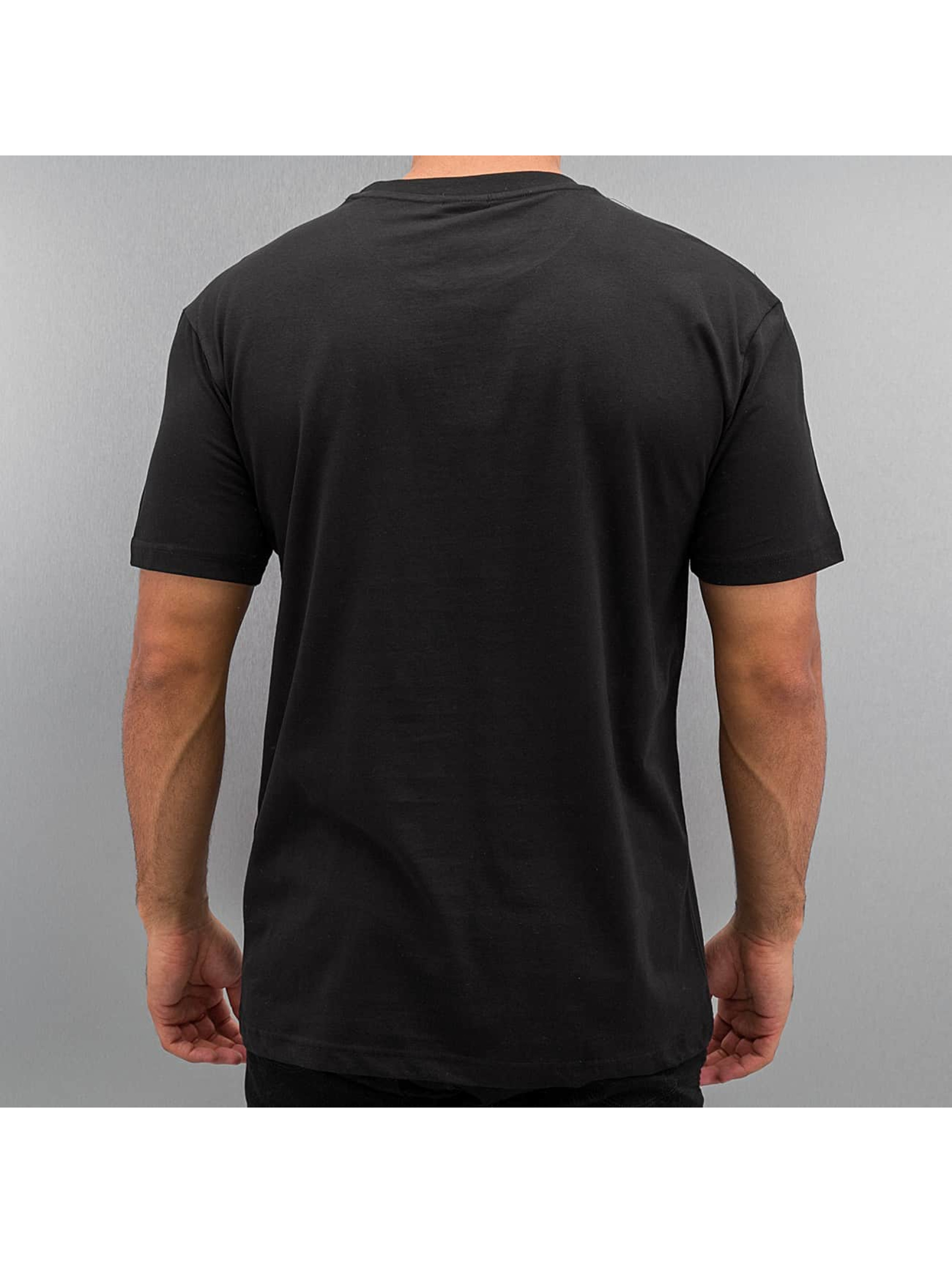 Amplified T-skjorter Naughty By Nature Logo svart