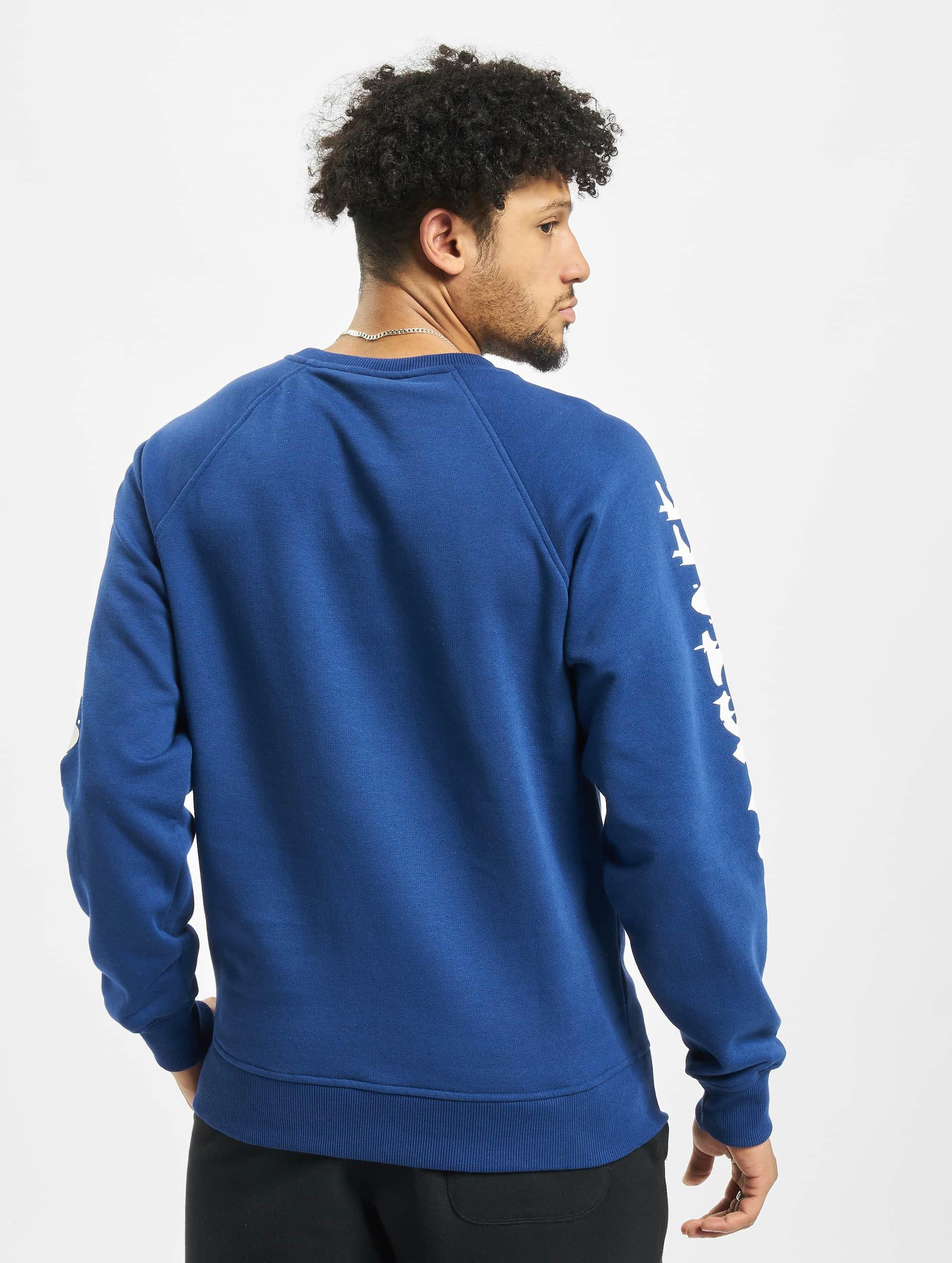Amstaff Пуловер Logo синий