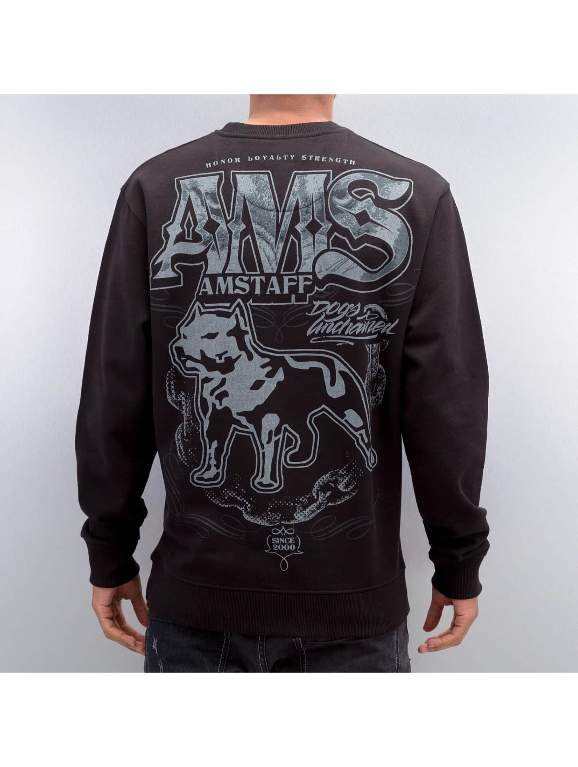 Amstaff Пуловер Daban черный
