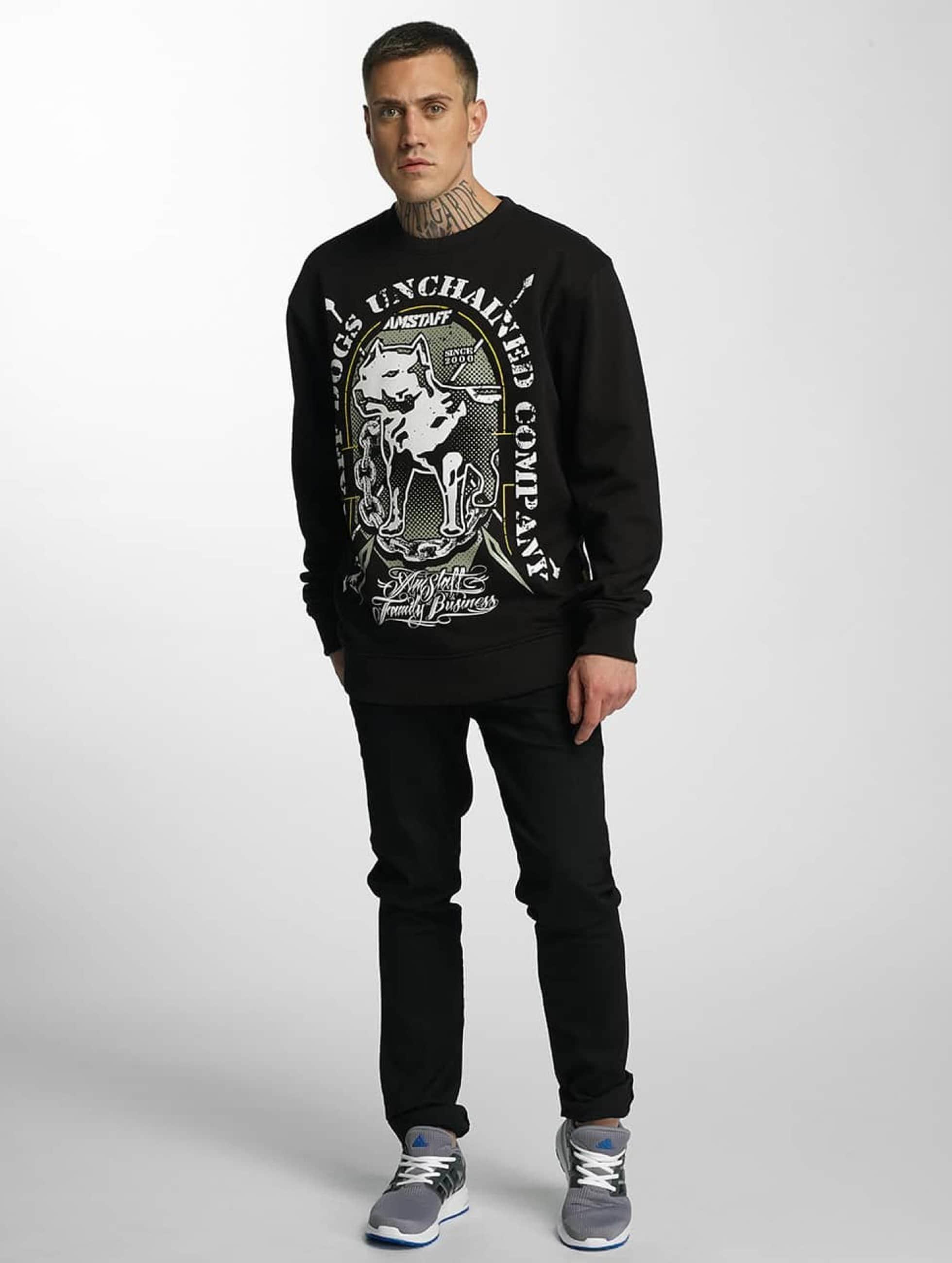 Amstaff Пуловер Galan черный