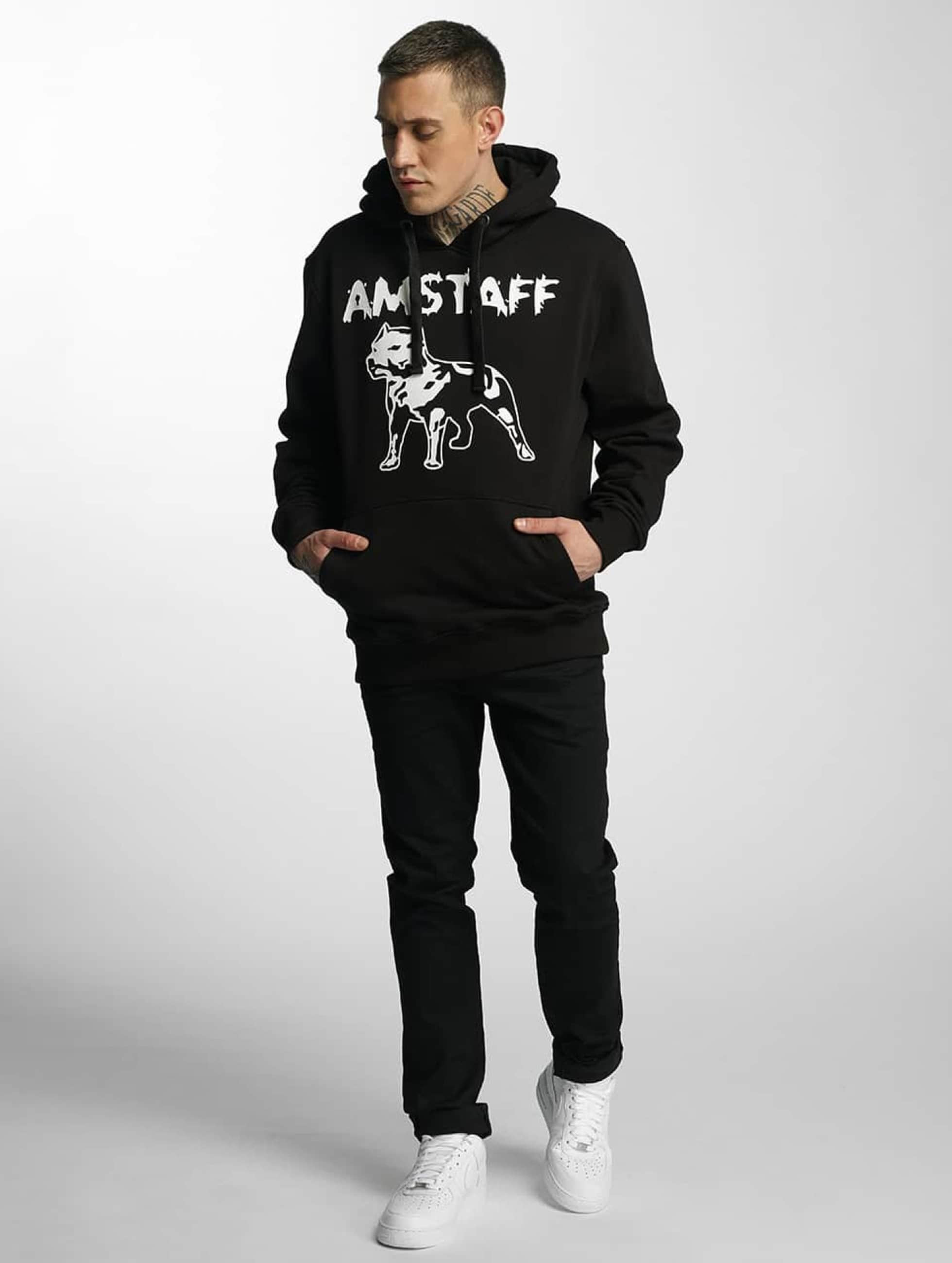 Amstaff Толстовка Logo черный