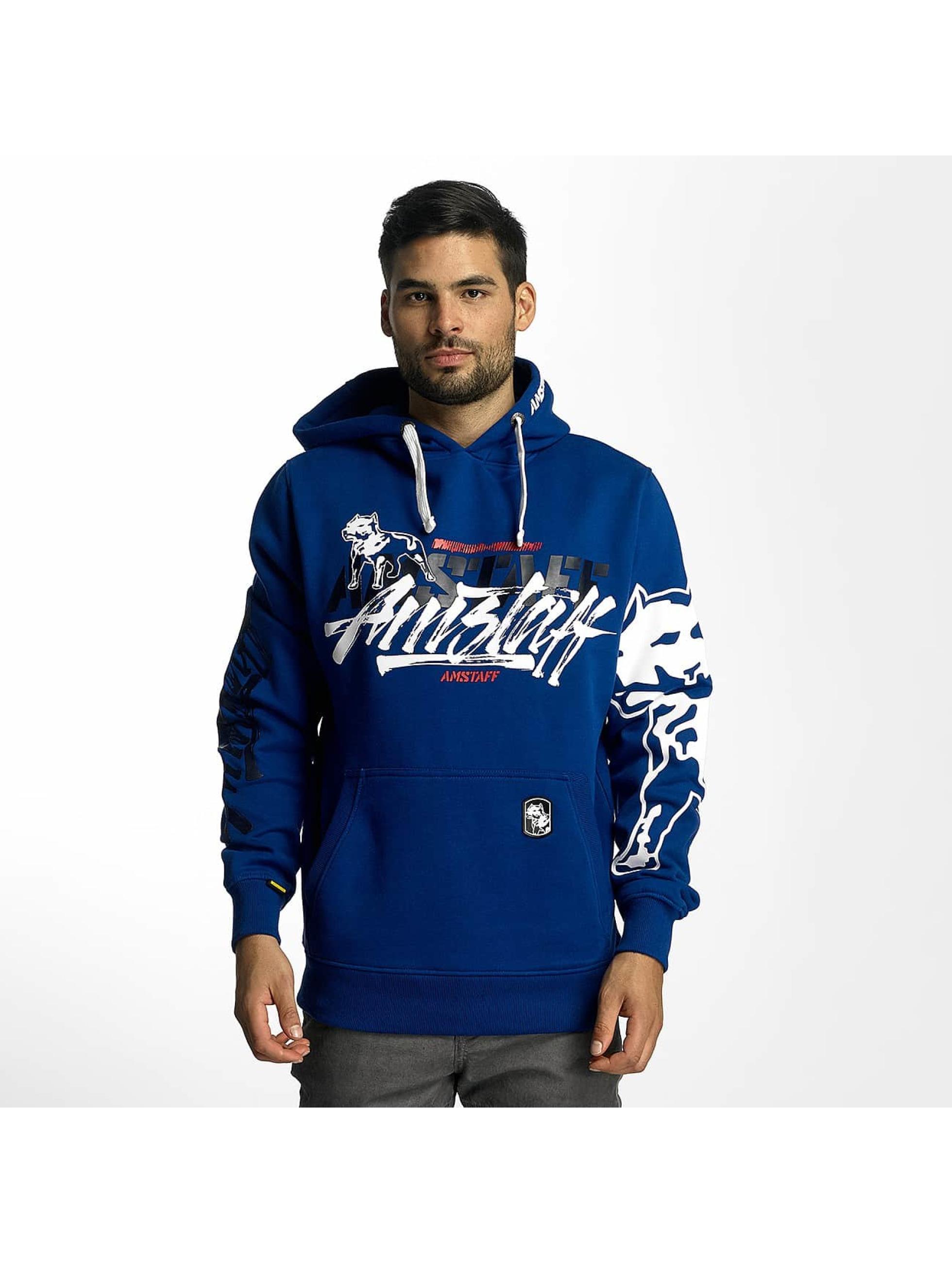 Amstaff Hoody Tekal blau