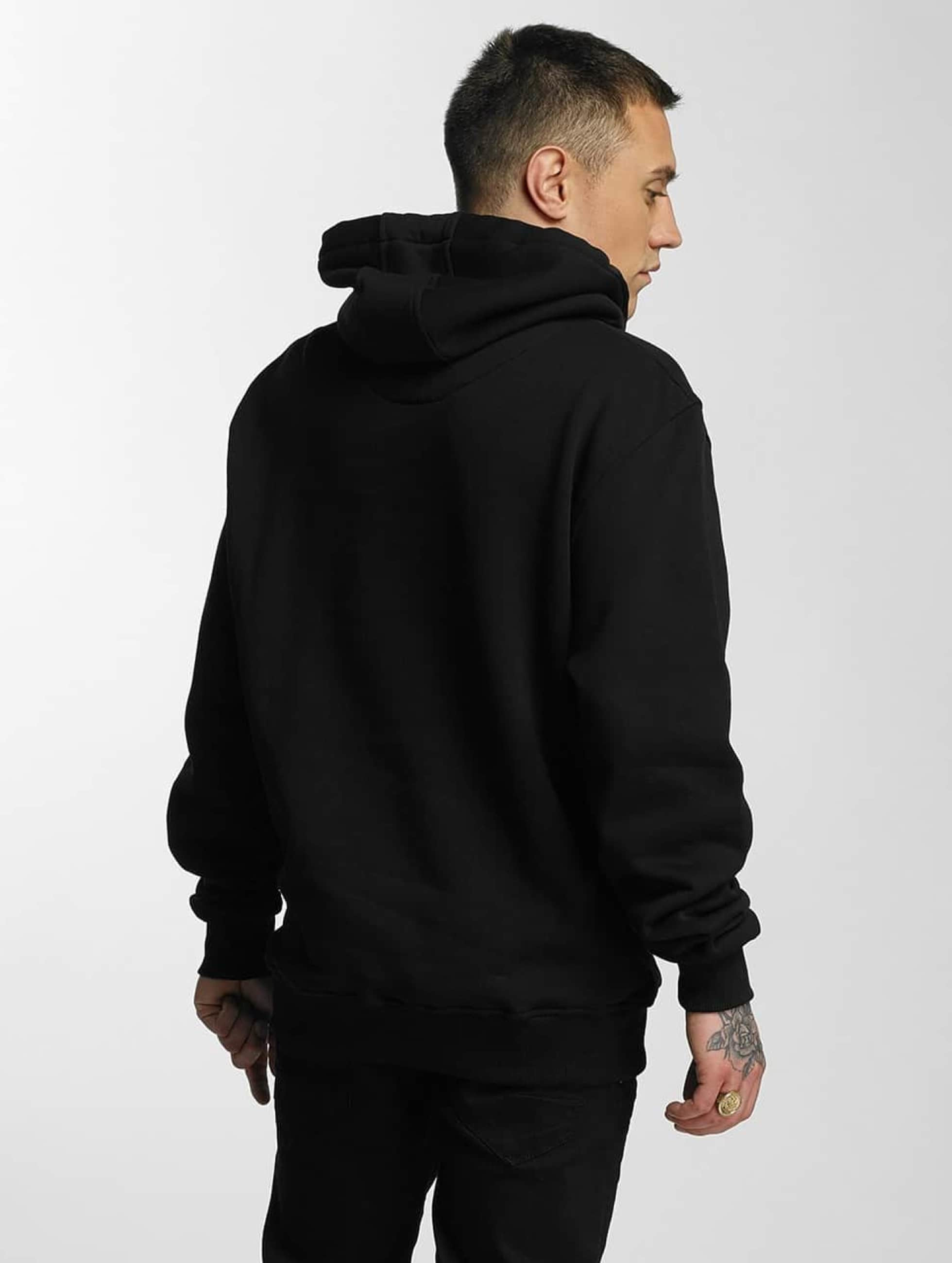 Amstaff Hoody Logo schwarz