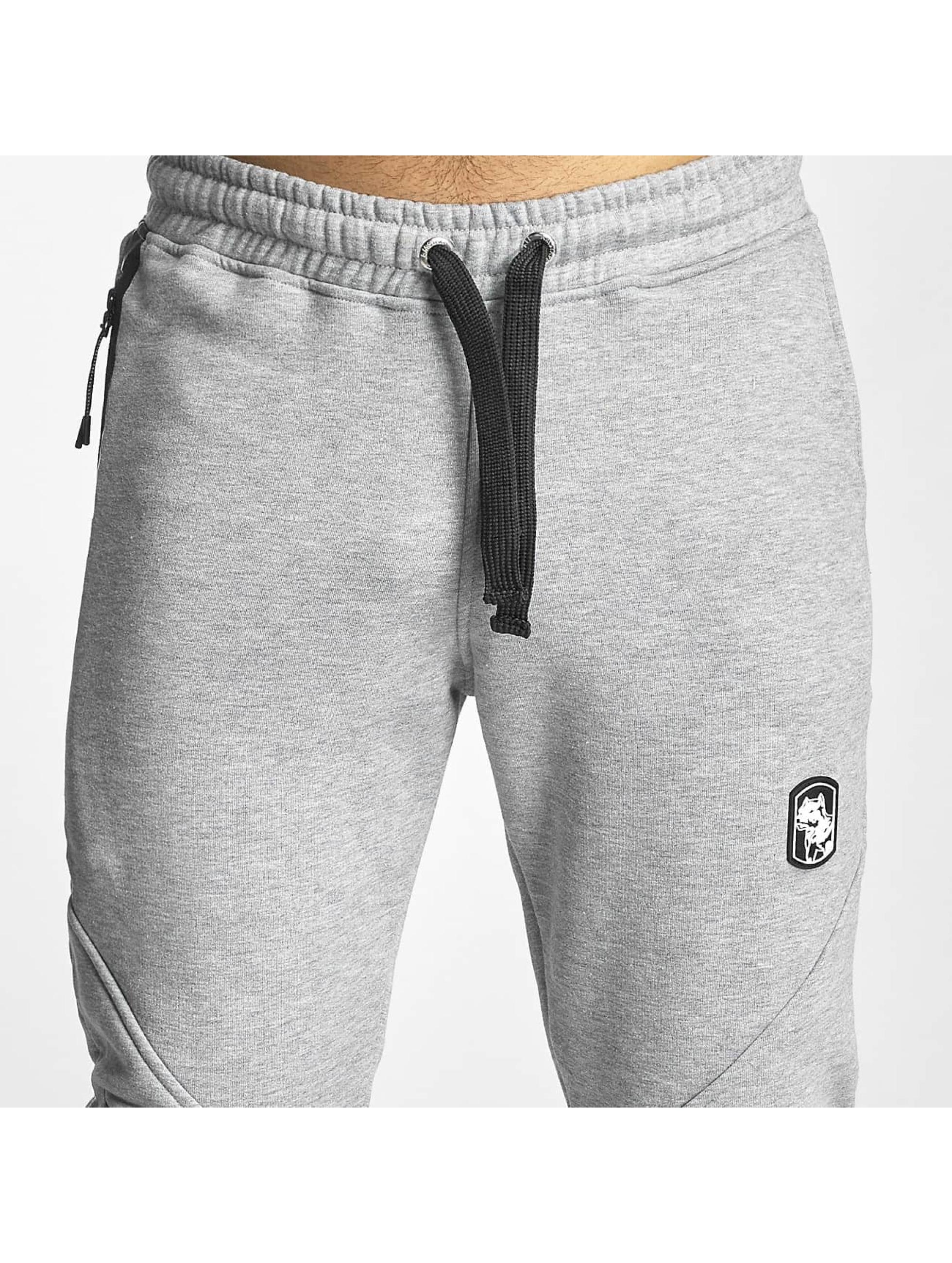Amstaff Joggingbukser Derron grå