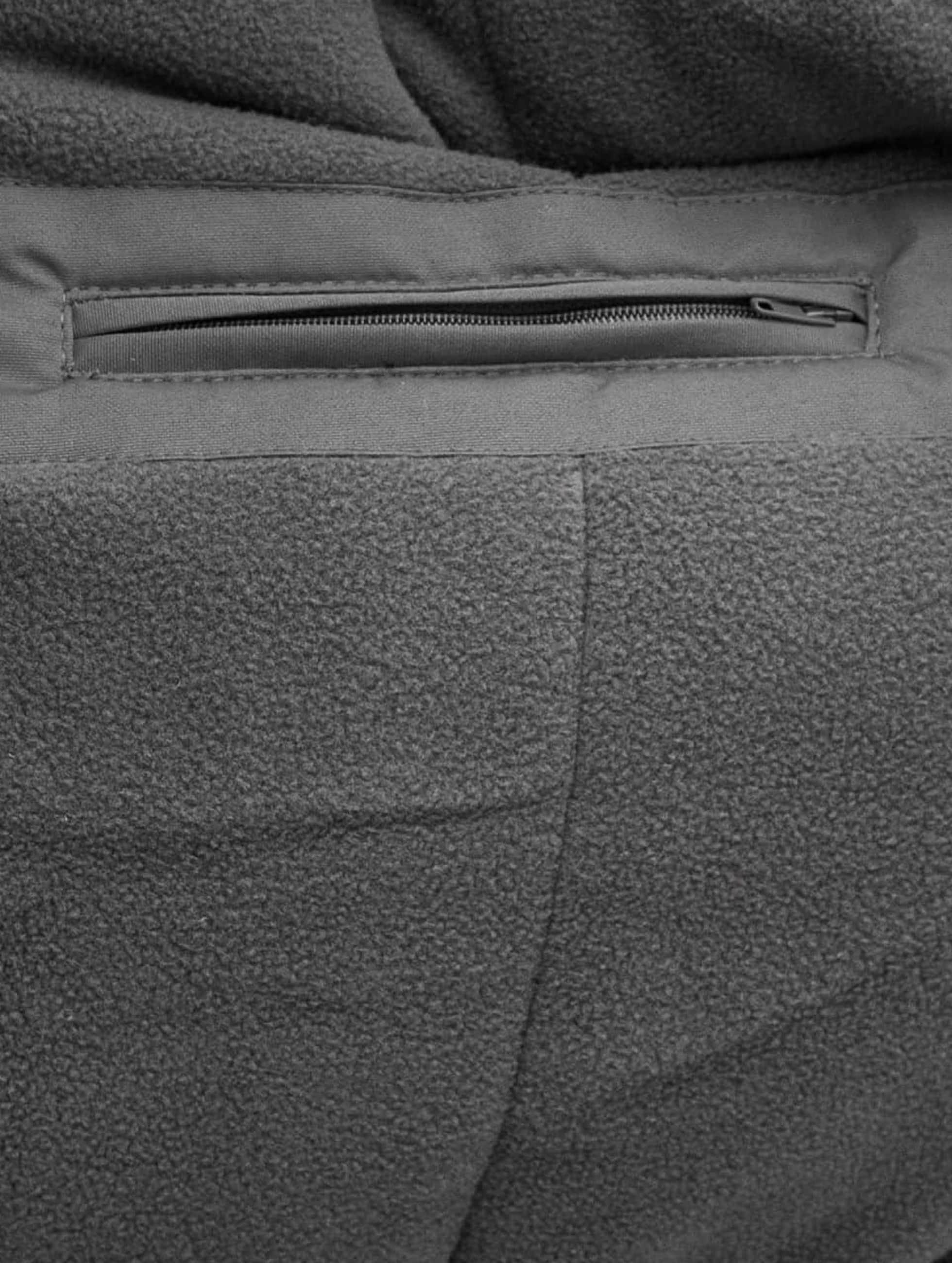 Amstaff Manteau hiver AMS0444 gris