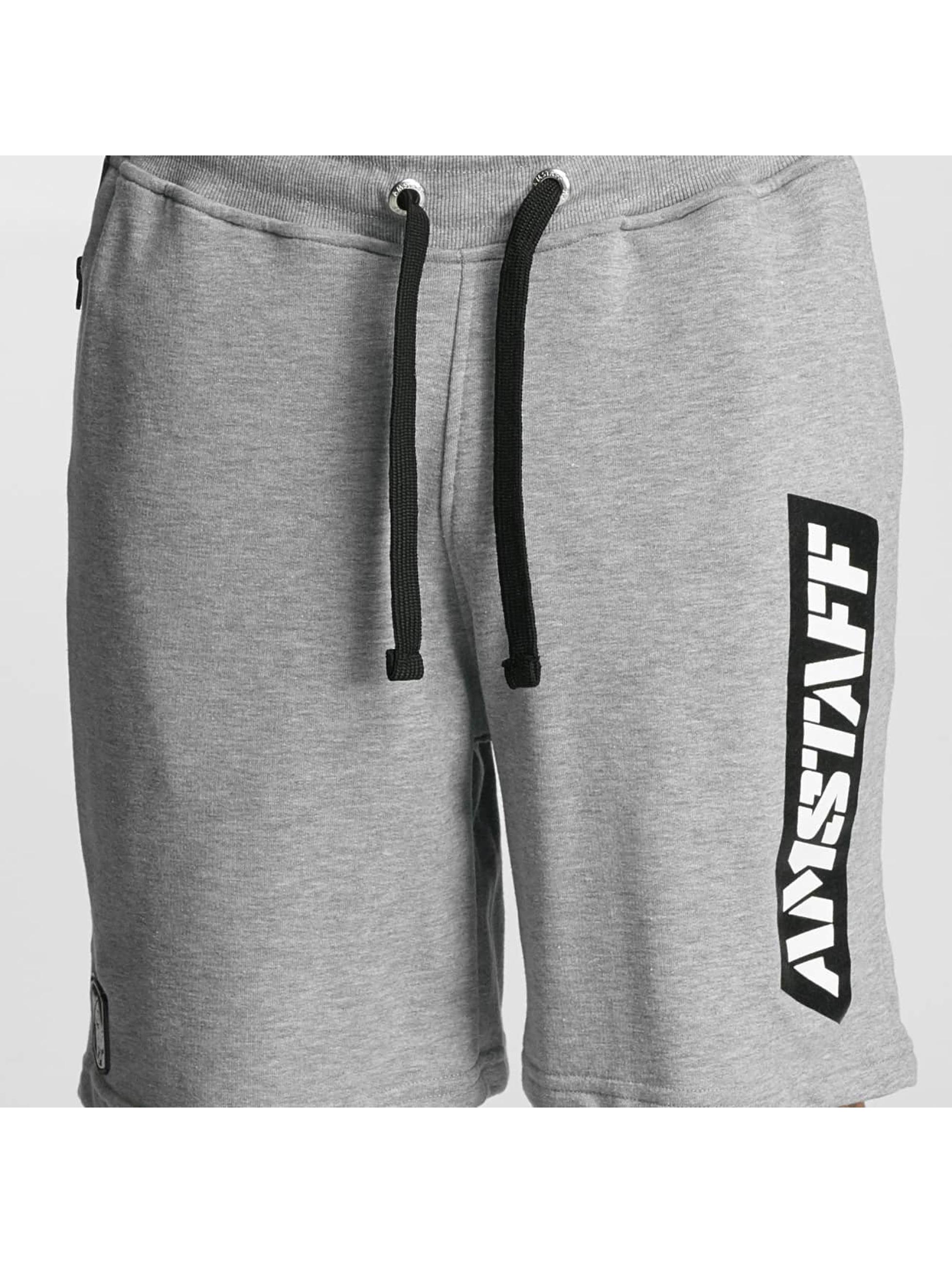 Amstaff Pantalón cortos Derron gris