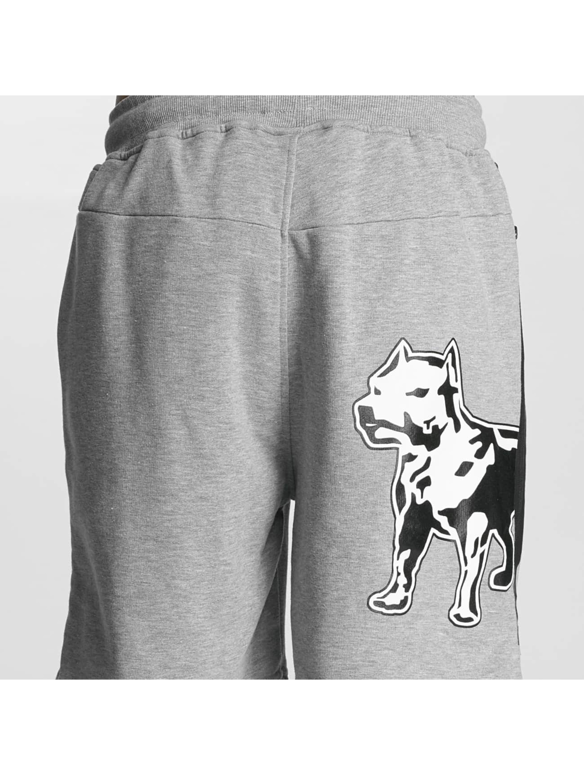 Amstaff Short Derron gris