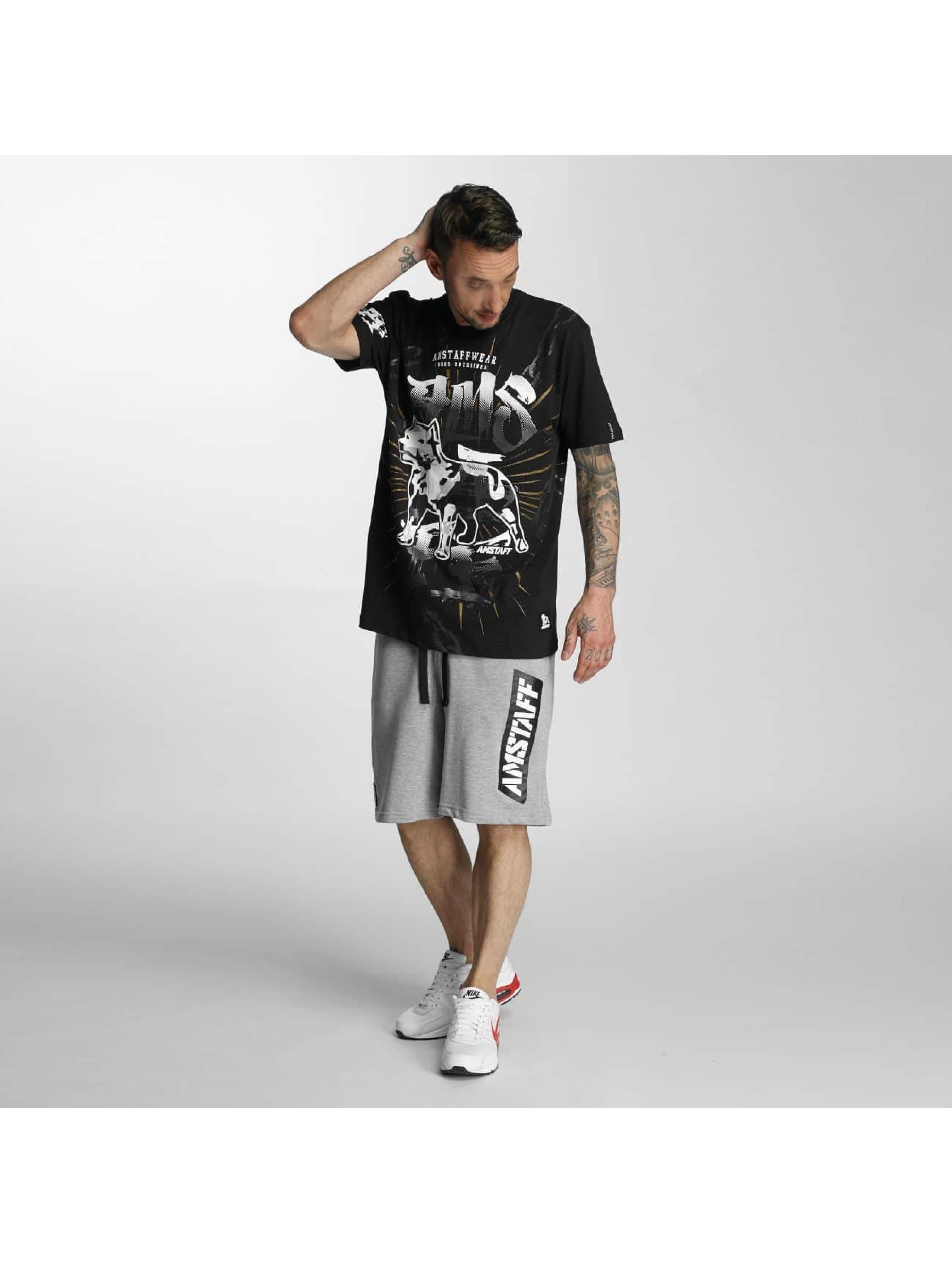 Amstaff Shorts Derron grigio