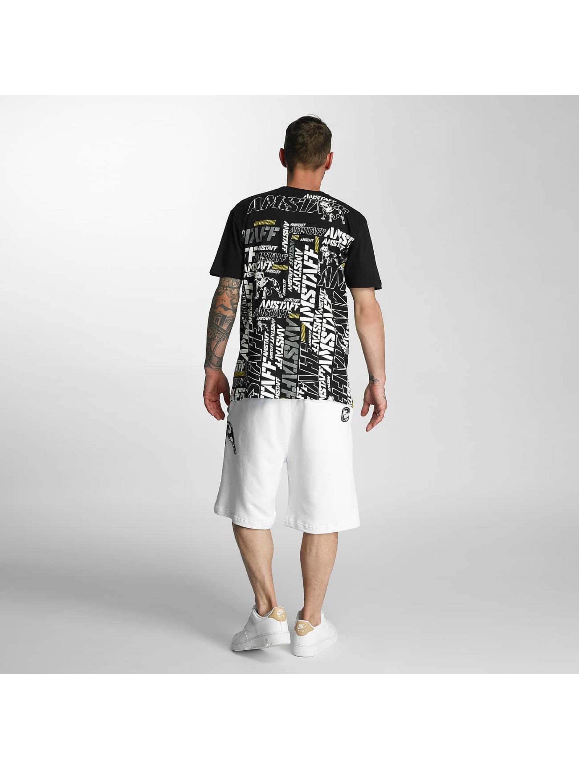 Amstaff Shorts Hokus hvid