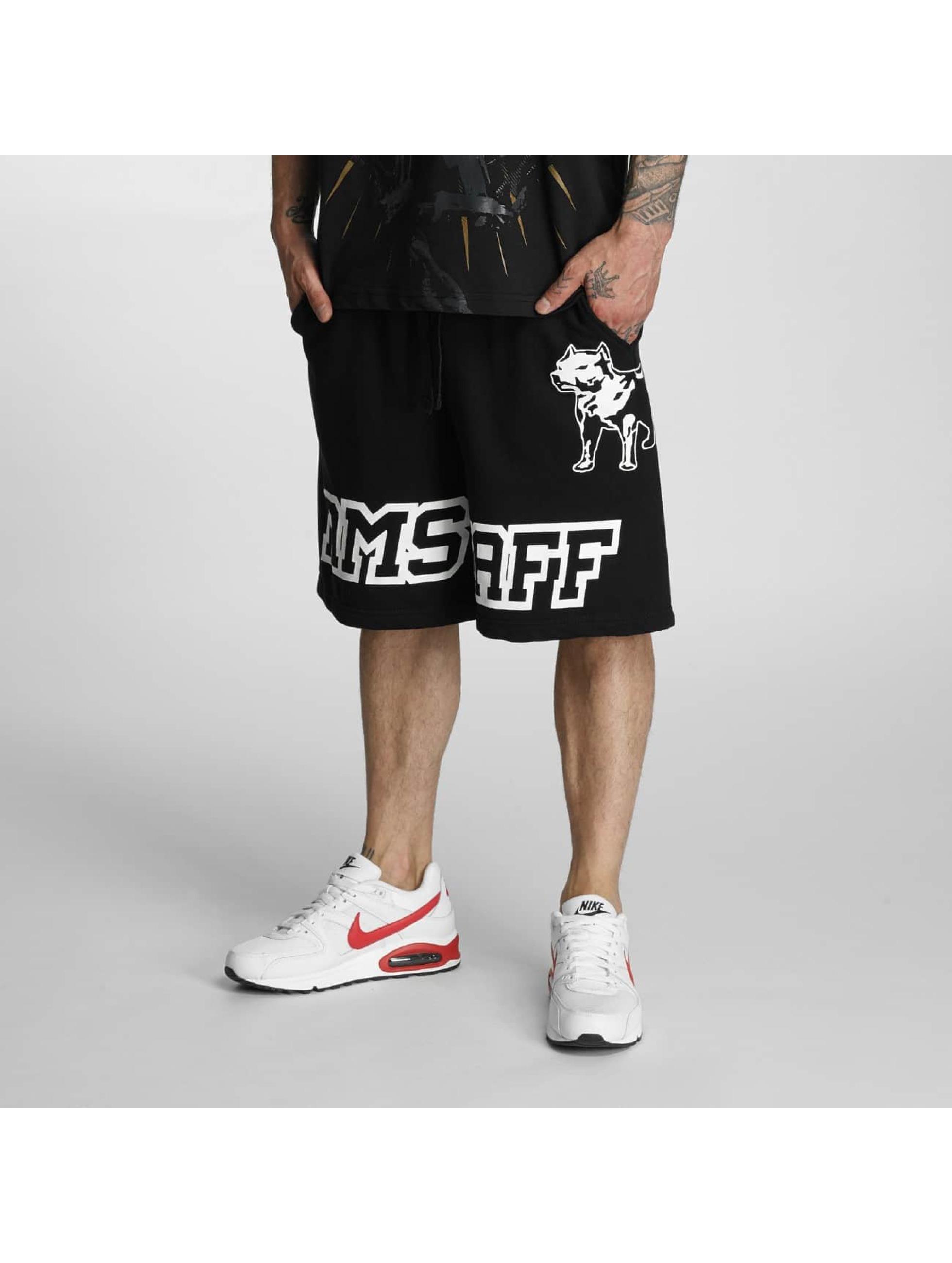 Amstaff Shorts Hokus schwarz