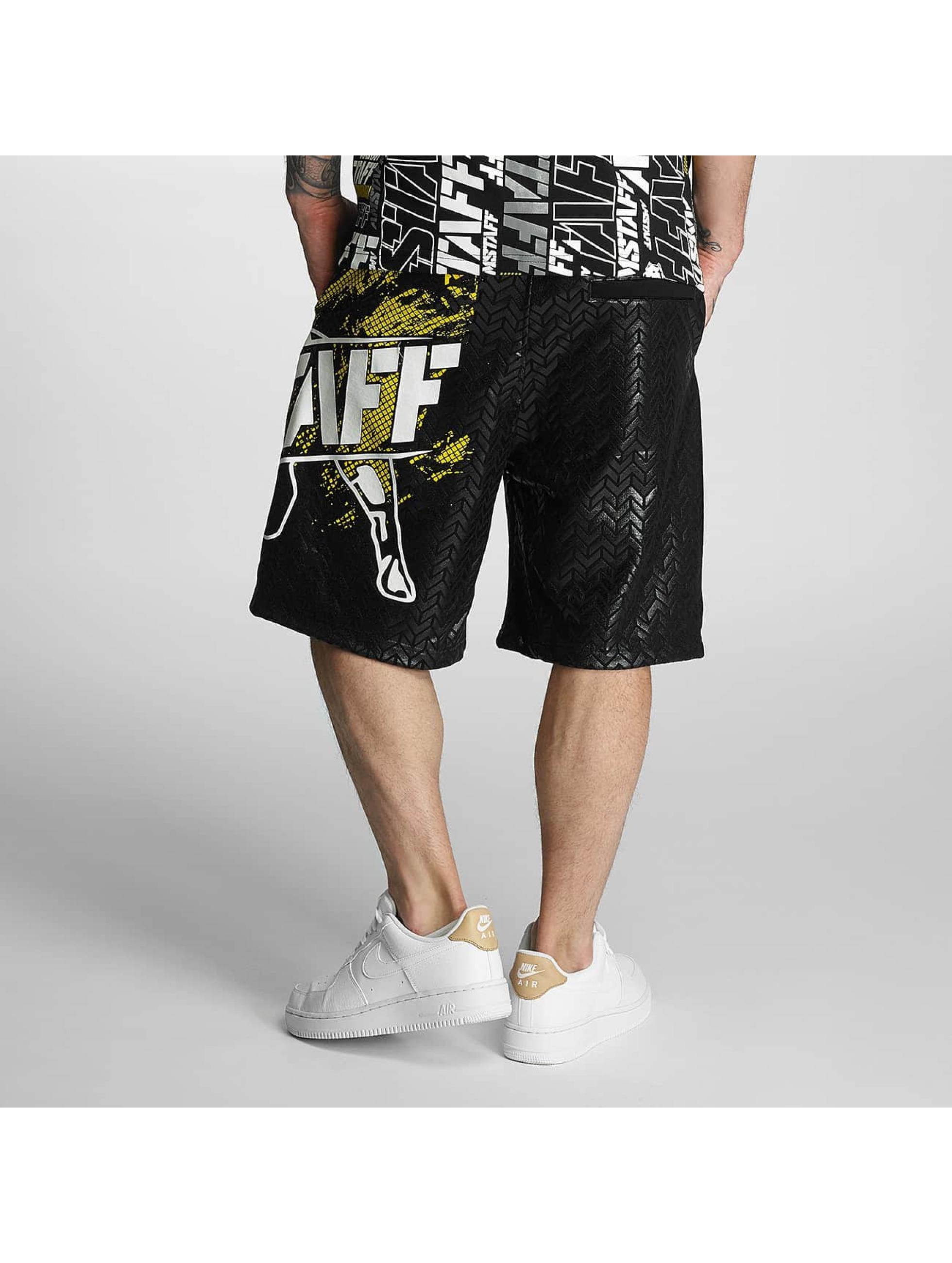 Amstaff shorts Tasko zwart