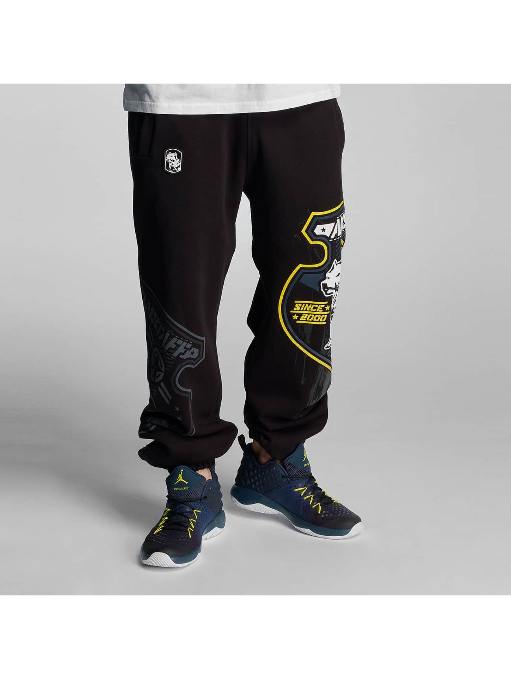 Amstaff Spodnie do joggingu Craft czarny