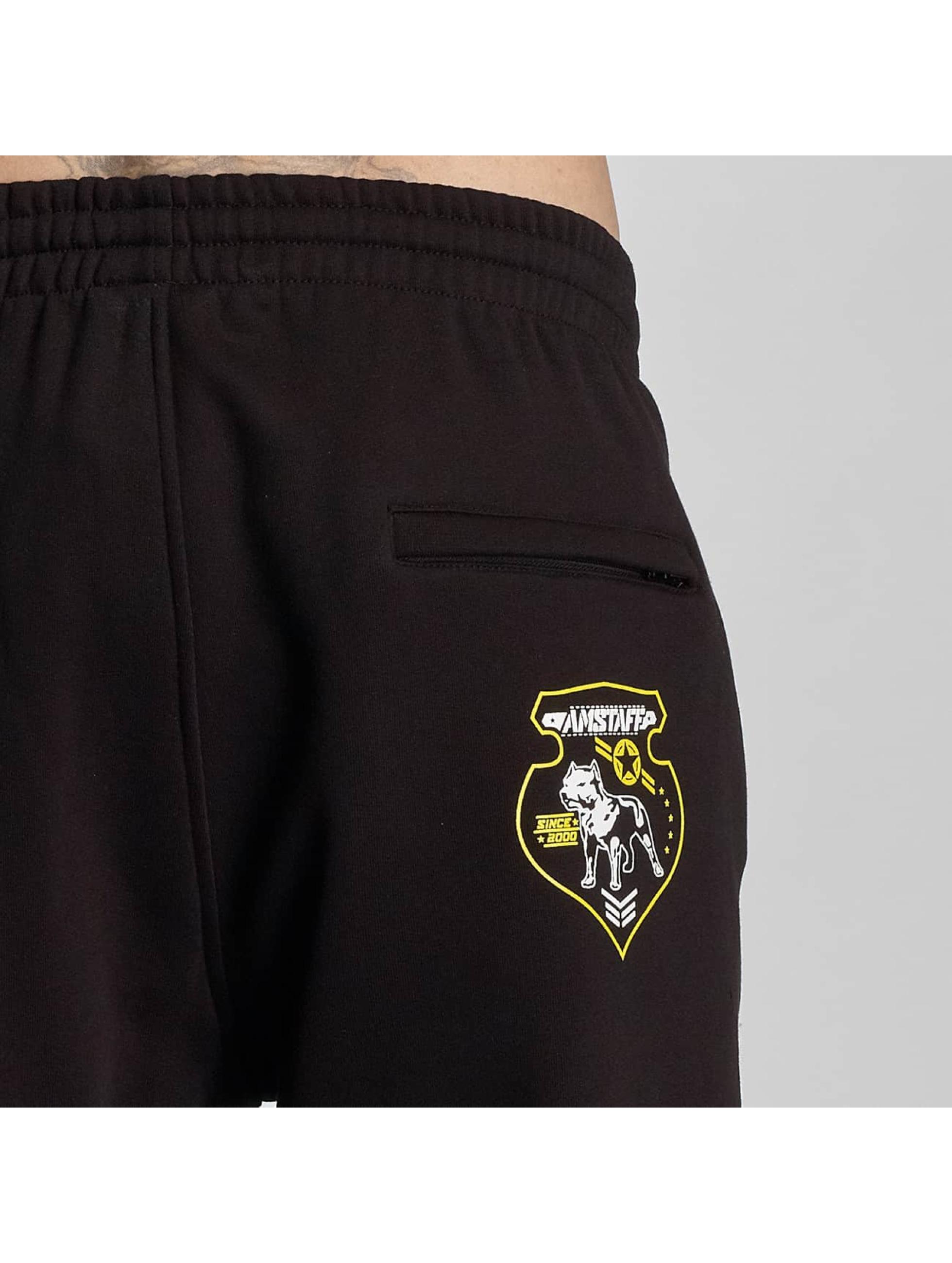 Amstaff Spodnie do joggingu Loomes czarny