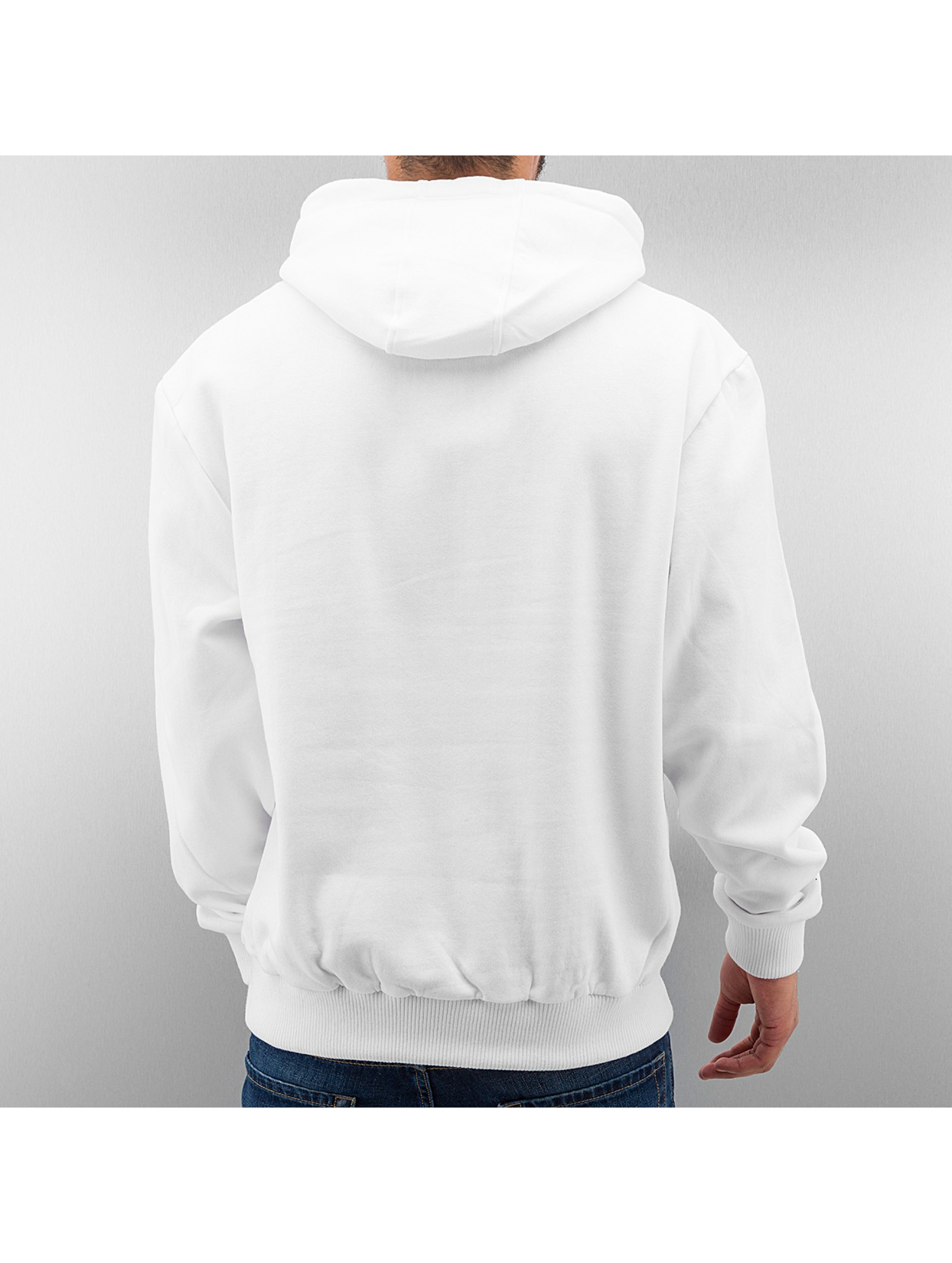 Amstaff Sweat capuche Logo blanc