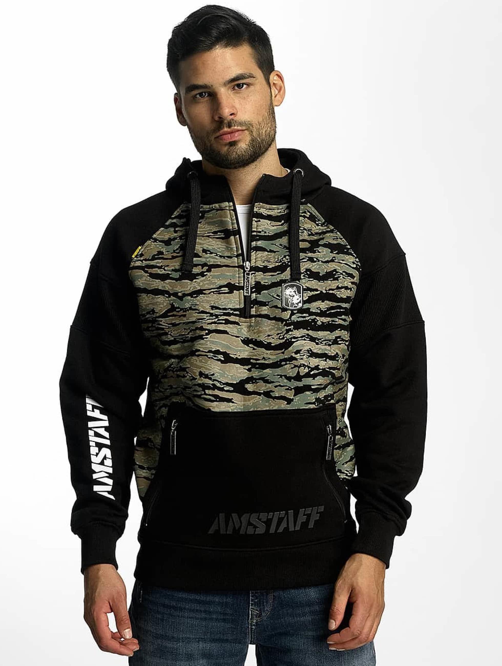 Amstaff Sweatvest Zervis Half camouflage