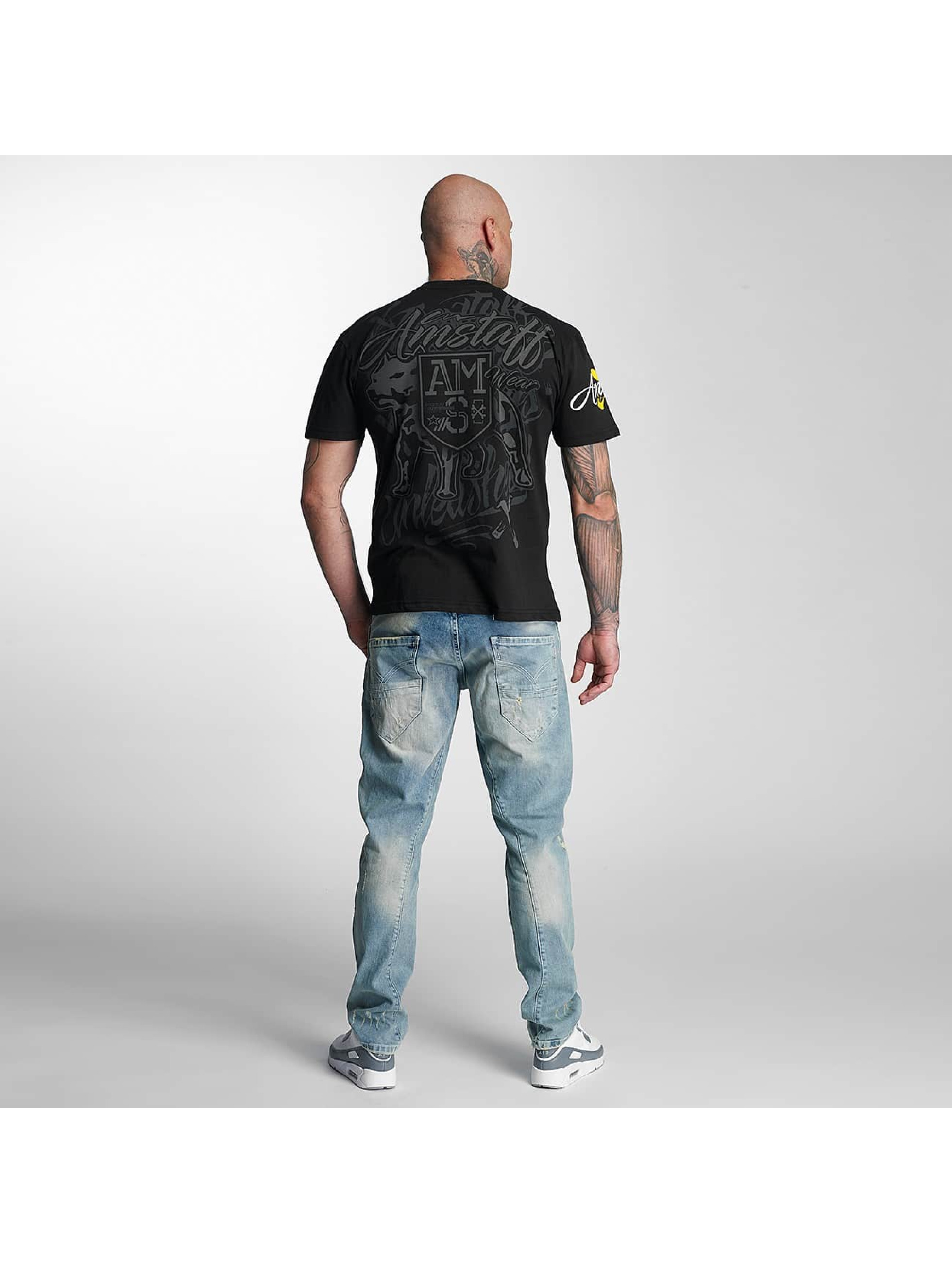 Amstaff T-Shirt Canis black