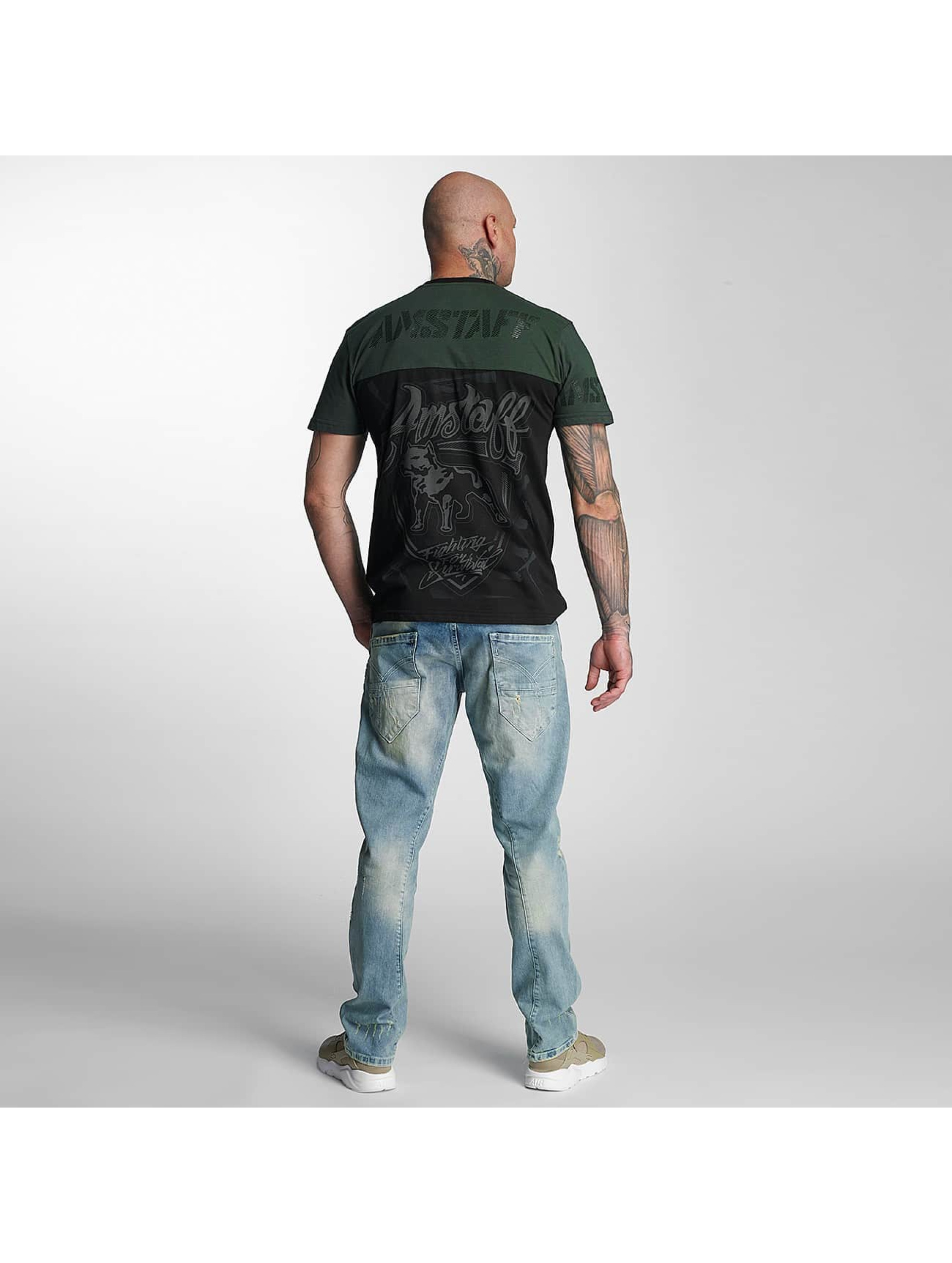 Amstaff T-Shirt Lizard black