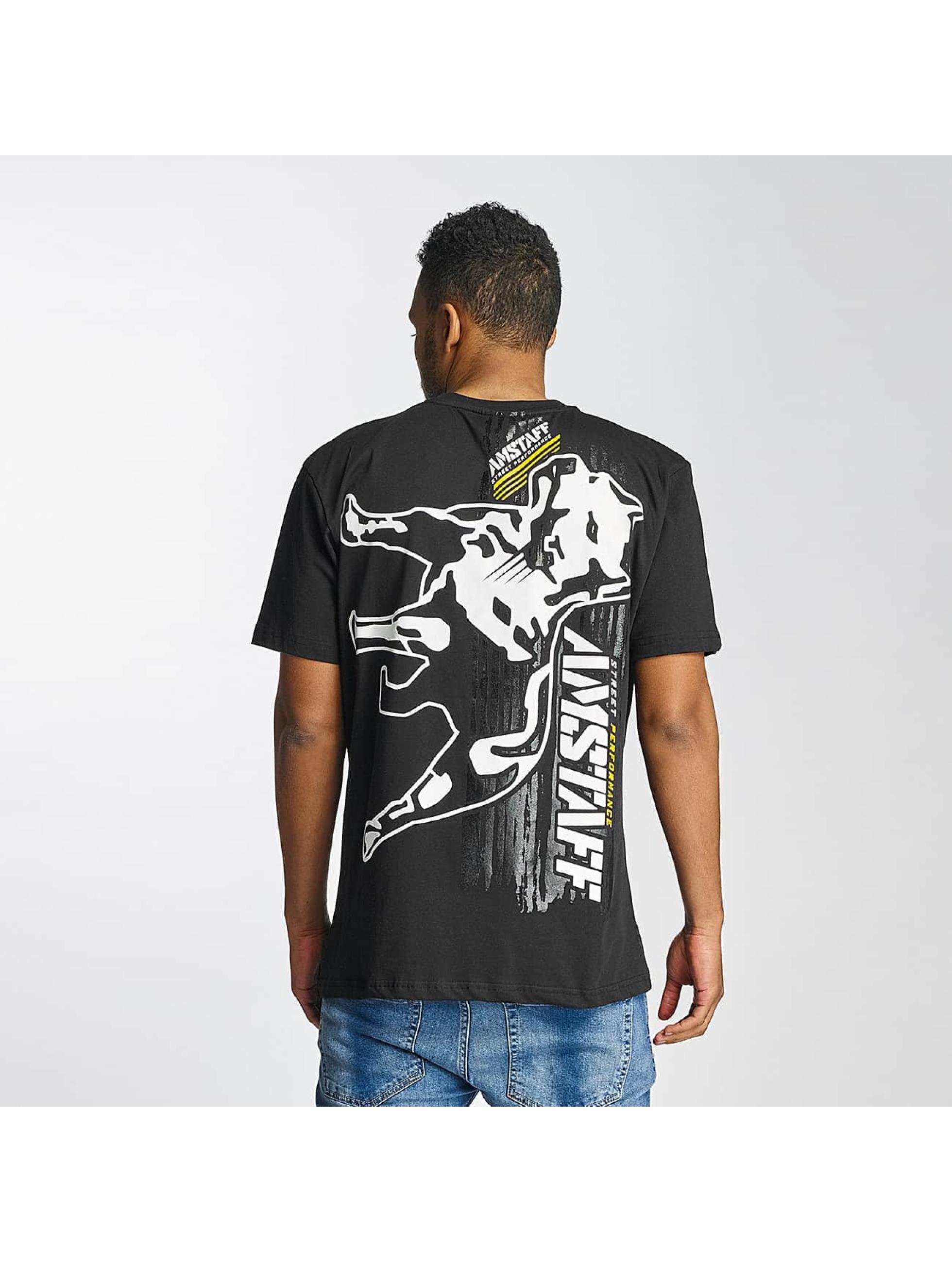 Amstaff T-Shirt Elard noir