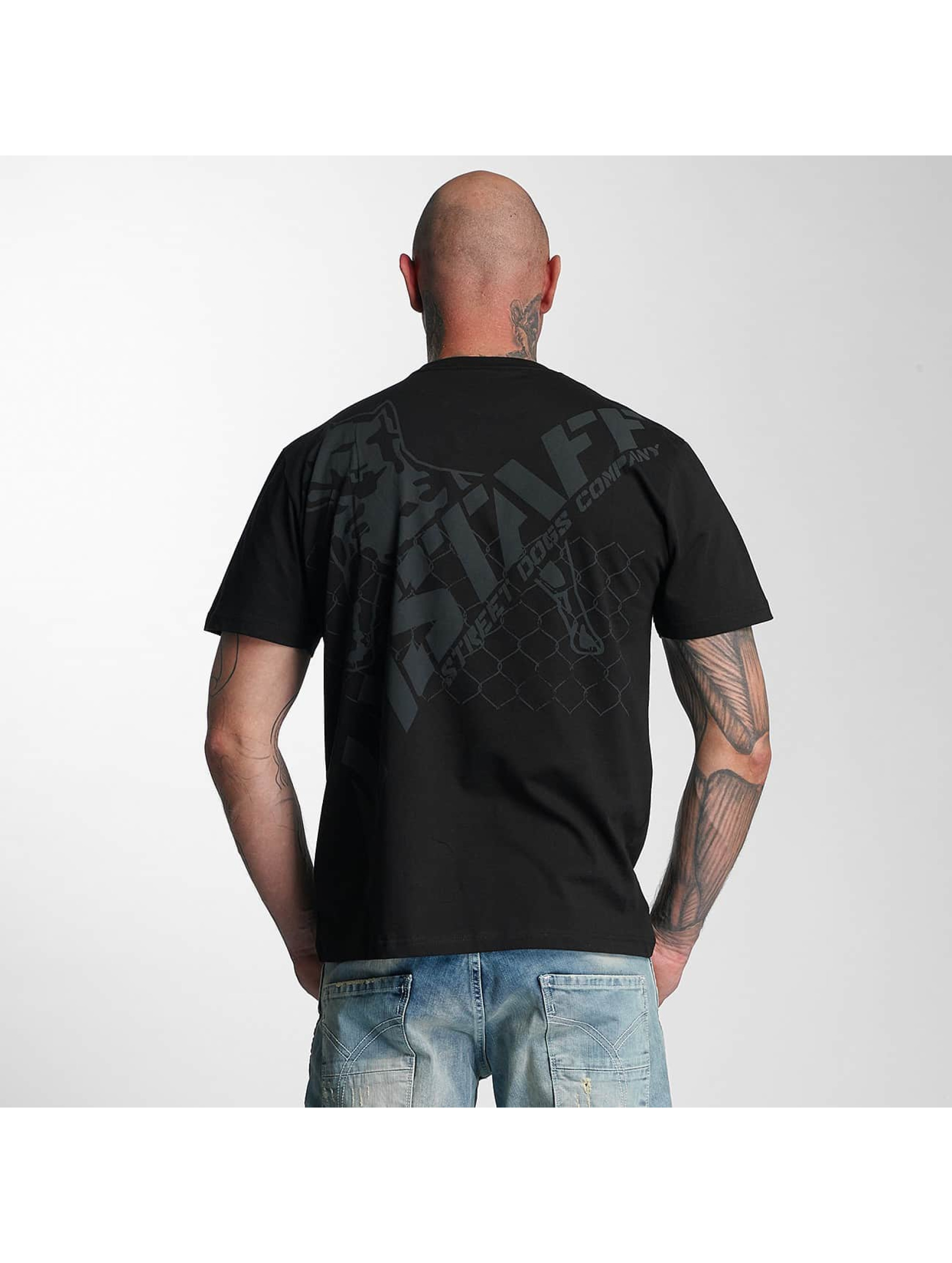 Amstaff T-Shirt Kalamos schwarz