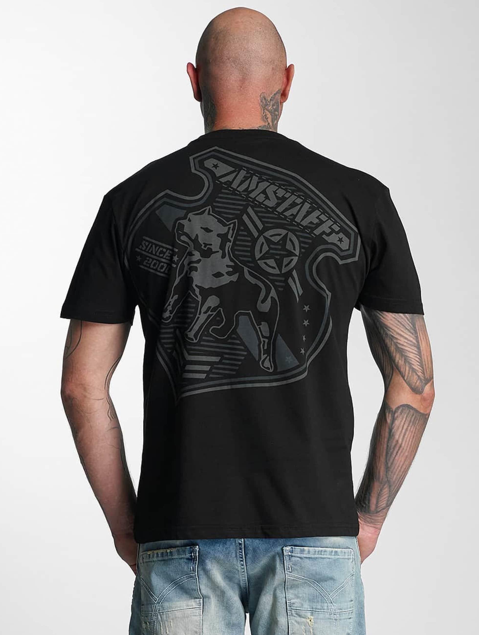 Amstaff T-Shirt Razar schwarz