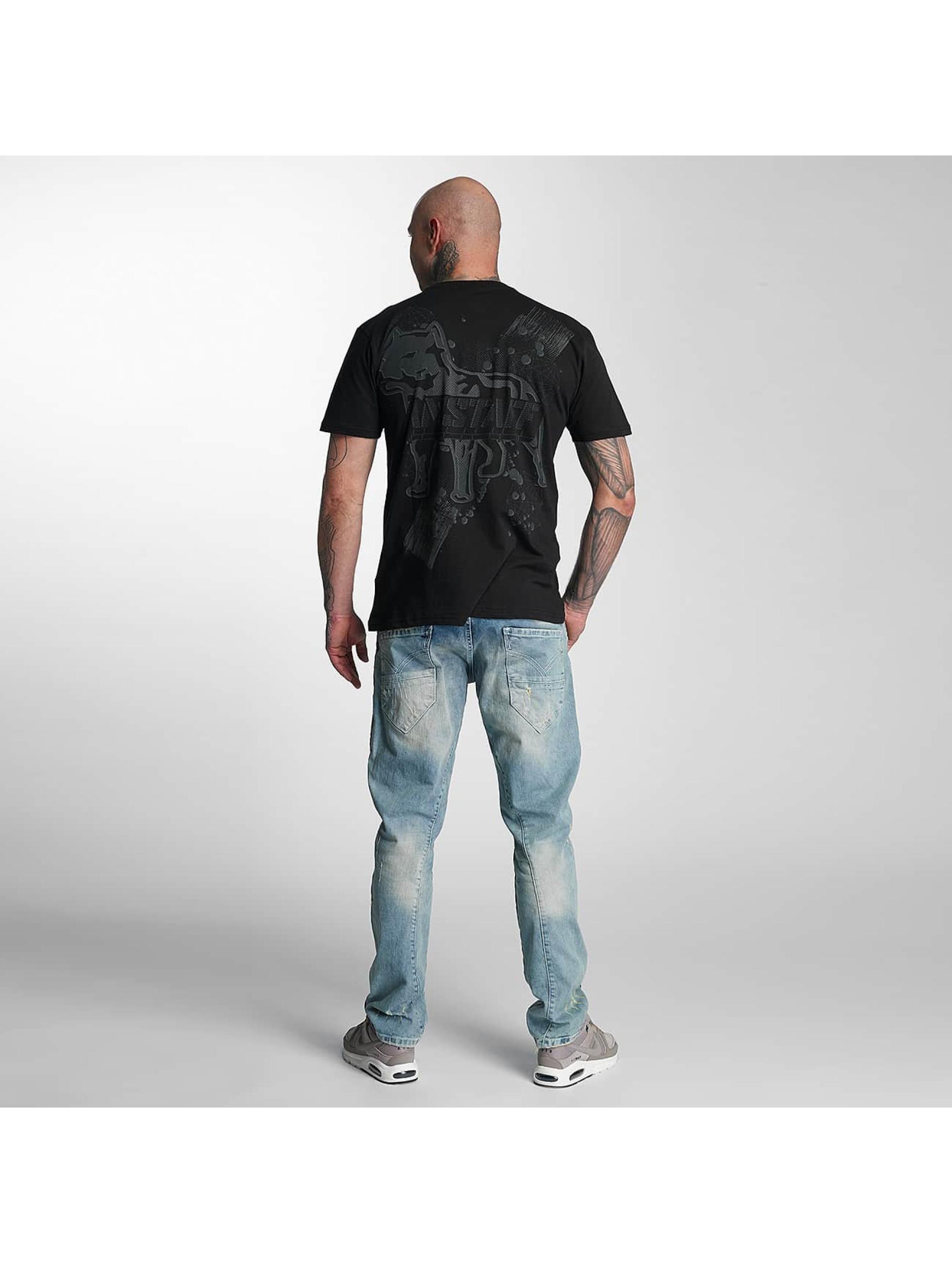 Amstaff T-Shirt Tuves schwarz