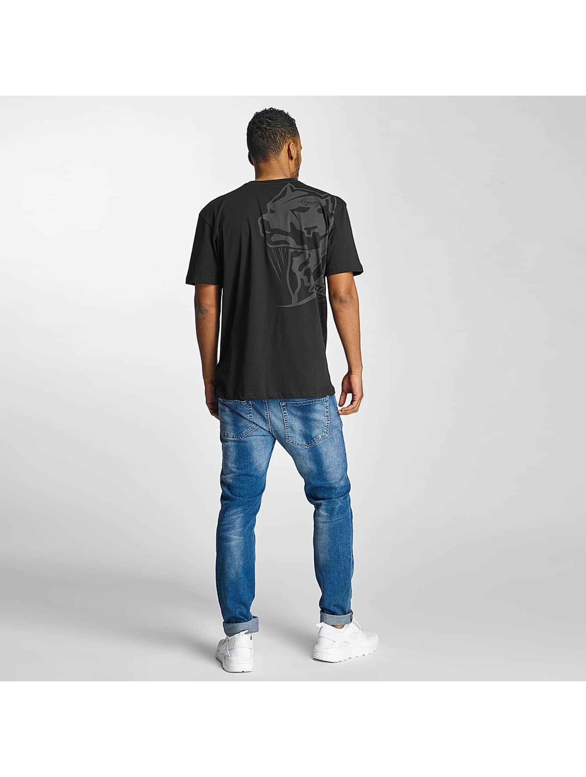 Amstaff T-shirt Gunnes svart