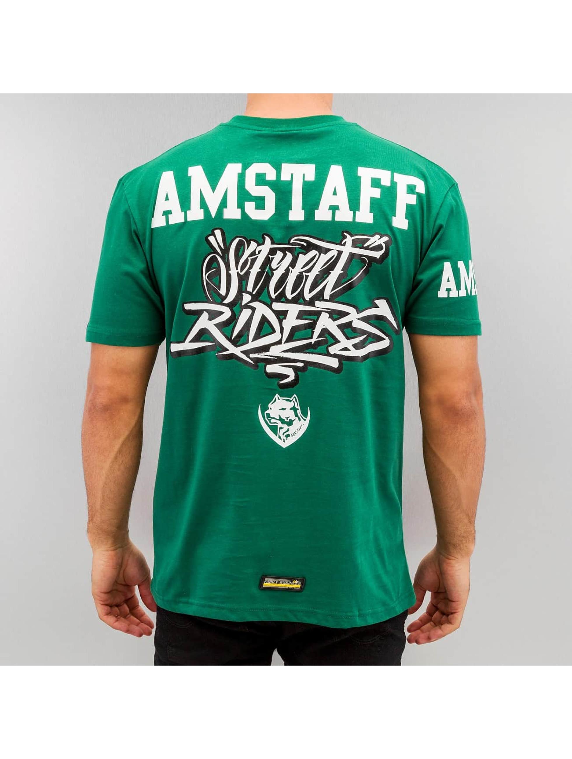 Amstaff T-Shirt Alador vert